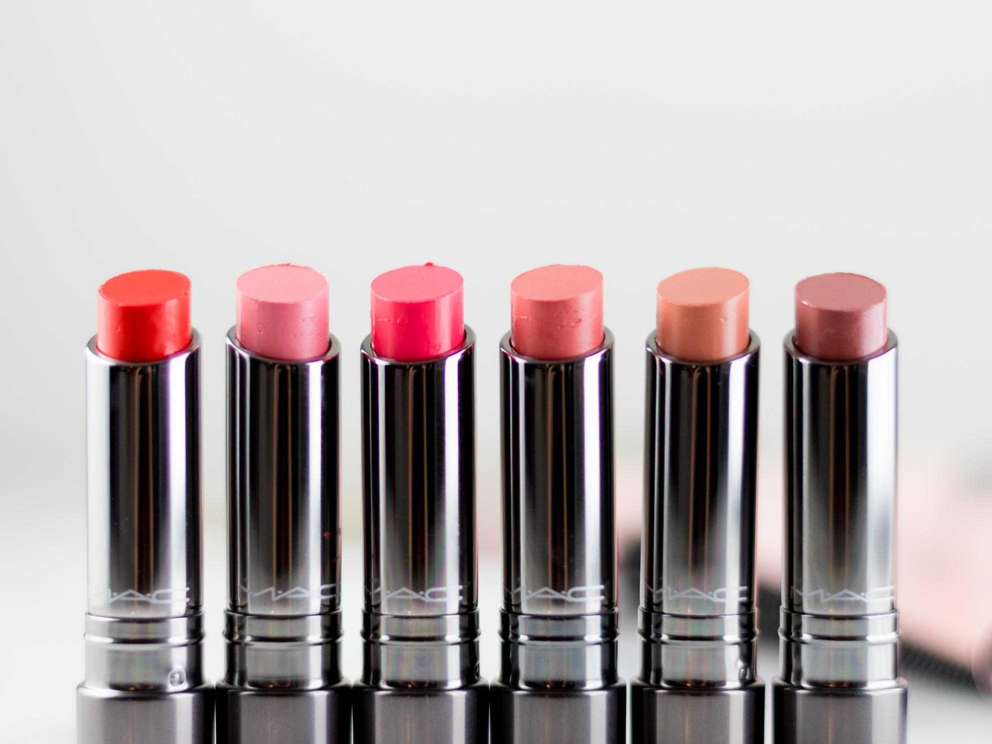 MAC Plenty of Pout Plumping Lipstick