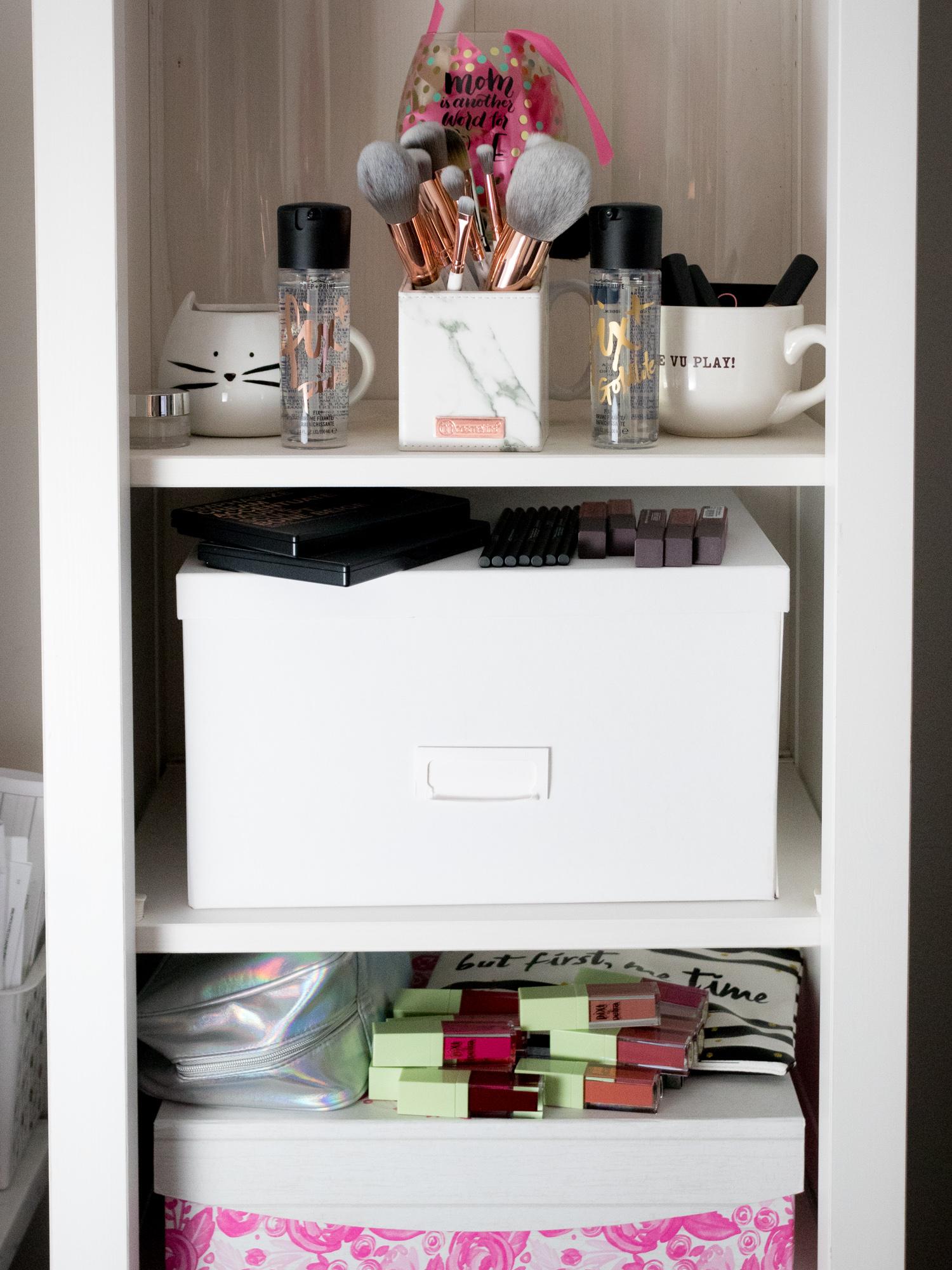 Beauty Organizing