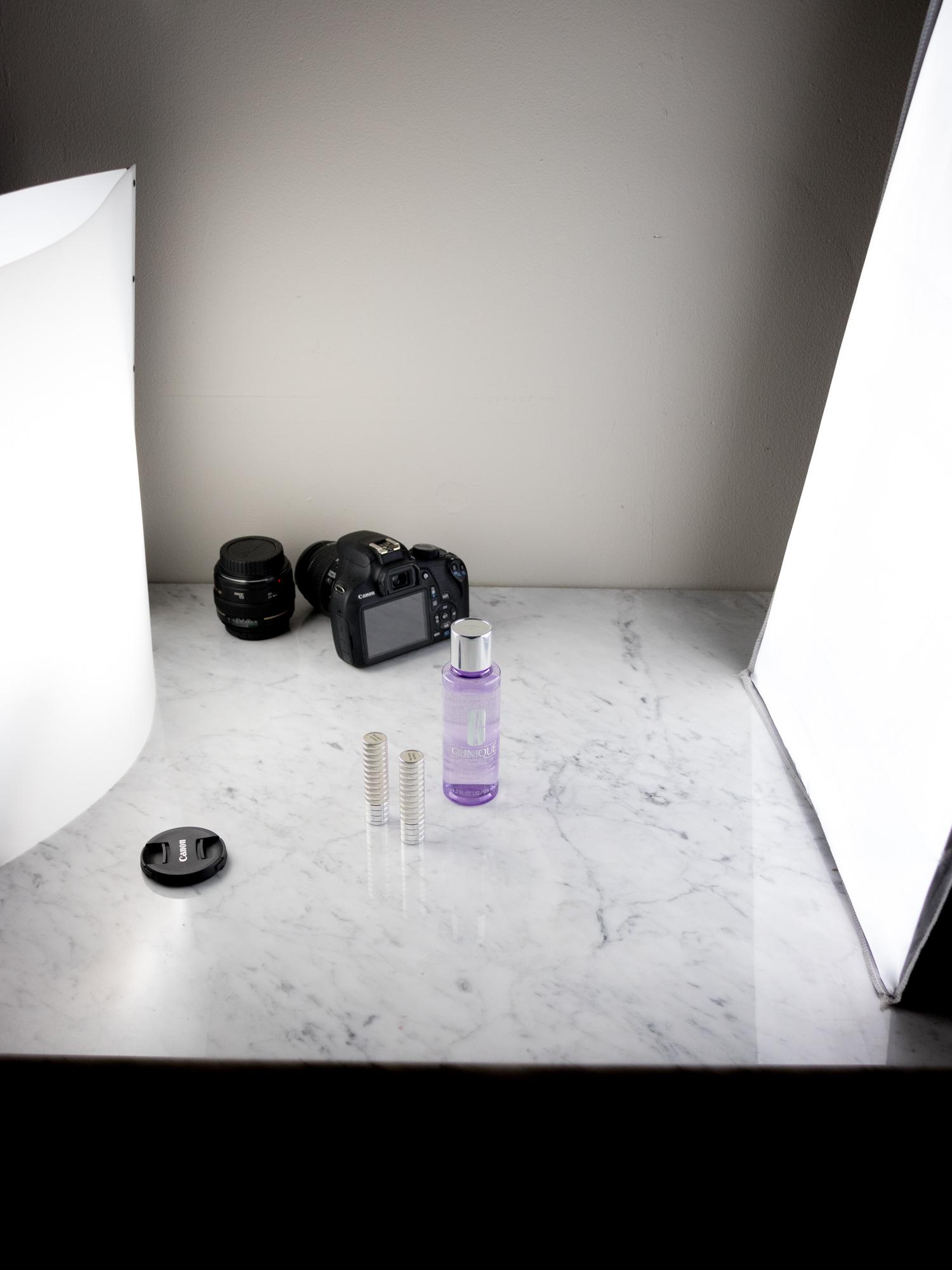 Taking Photos as a Beauty Blogger