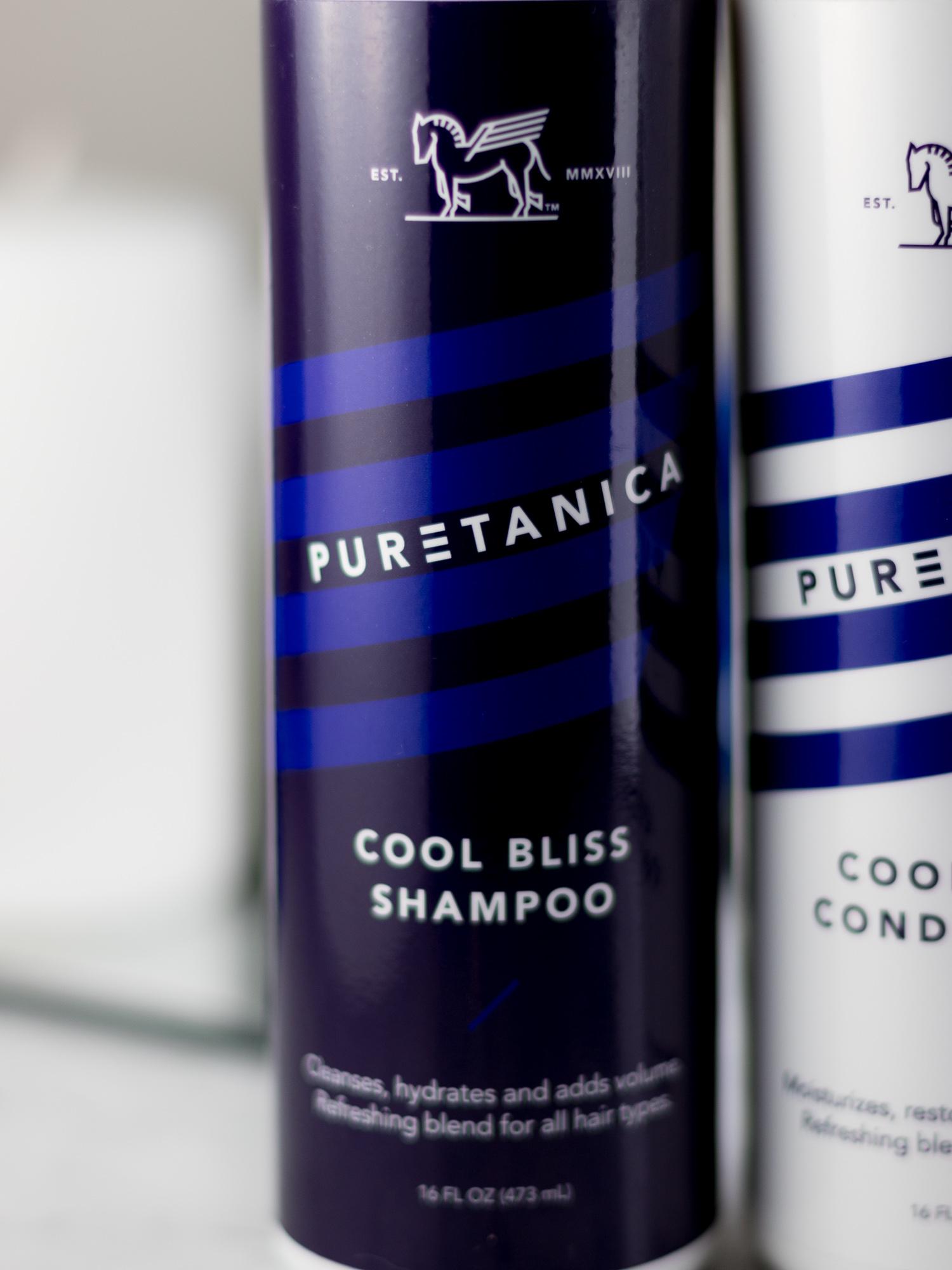 Puretanica Cool Bliss Shampoo