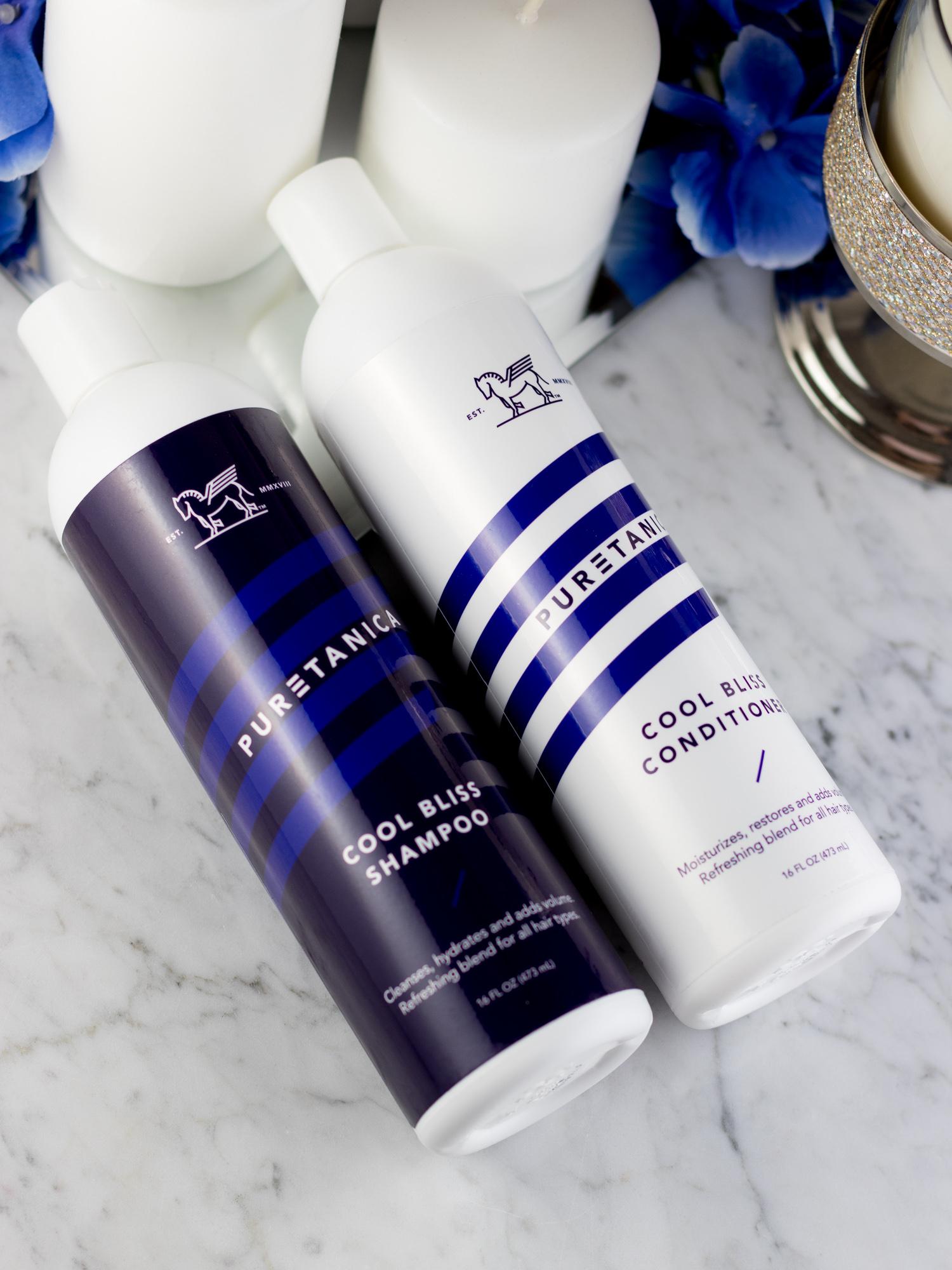 Puretanica Cool Bliss Shampoo & Conditioner