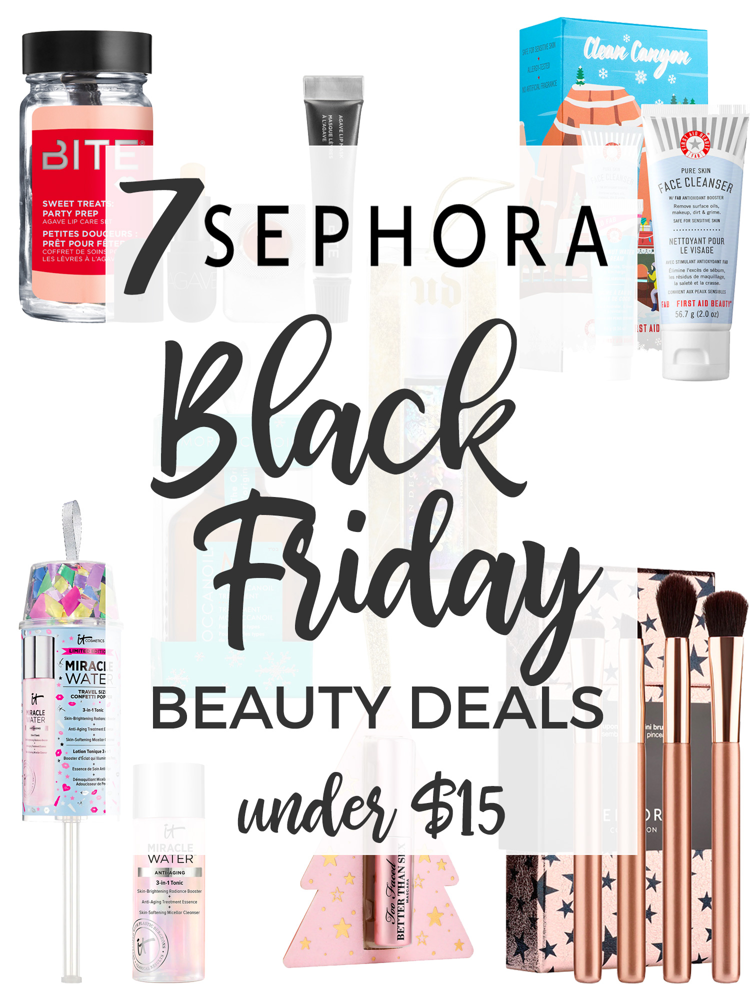 7 Sephora Black Friday Beauty Deals under $15