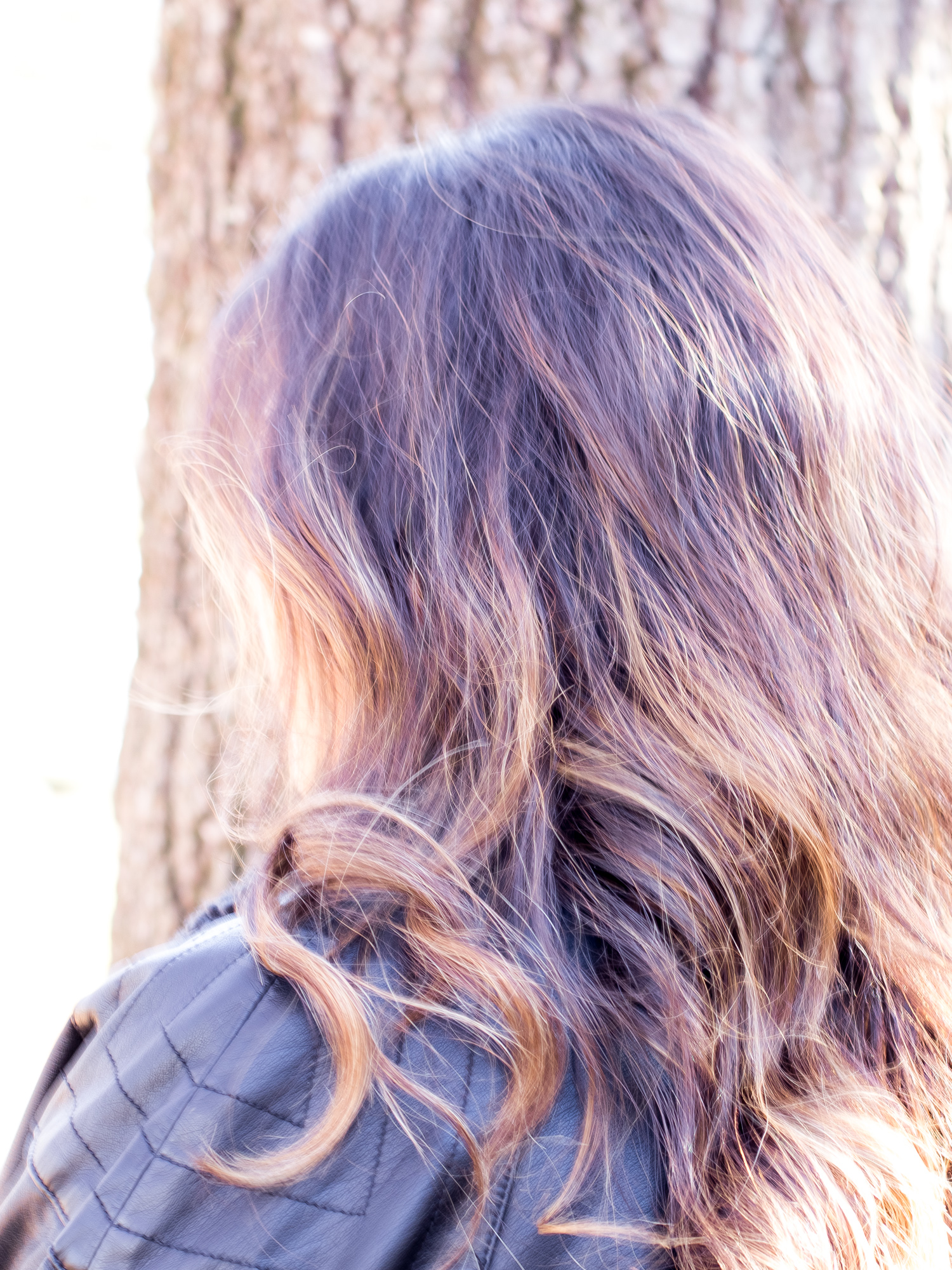 Easy Waves with the NuMe Magic Curling Wand