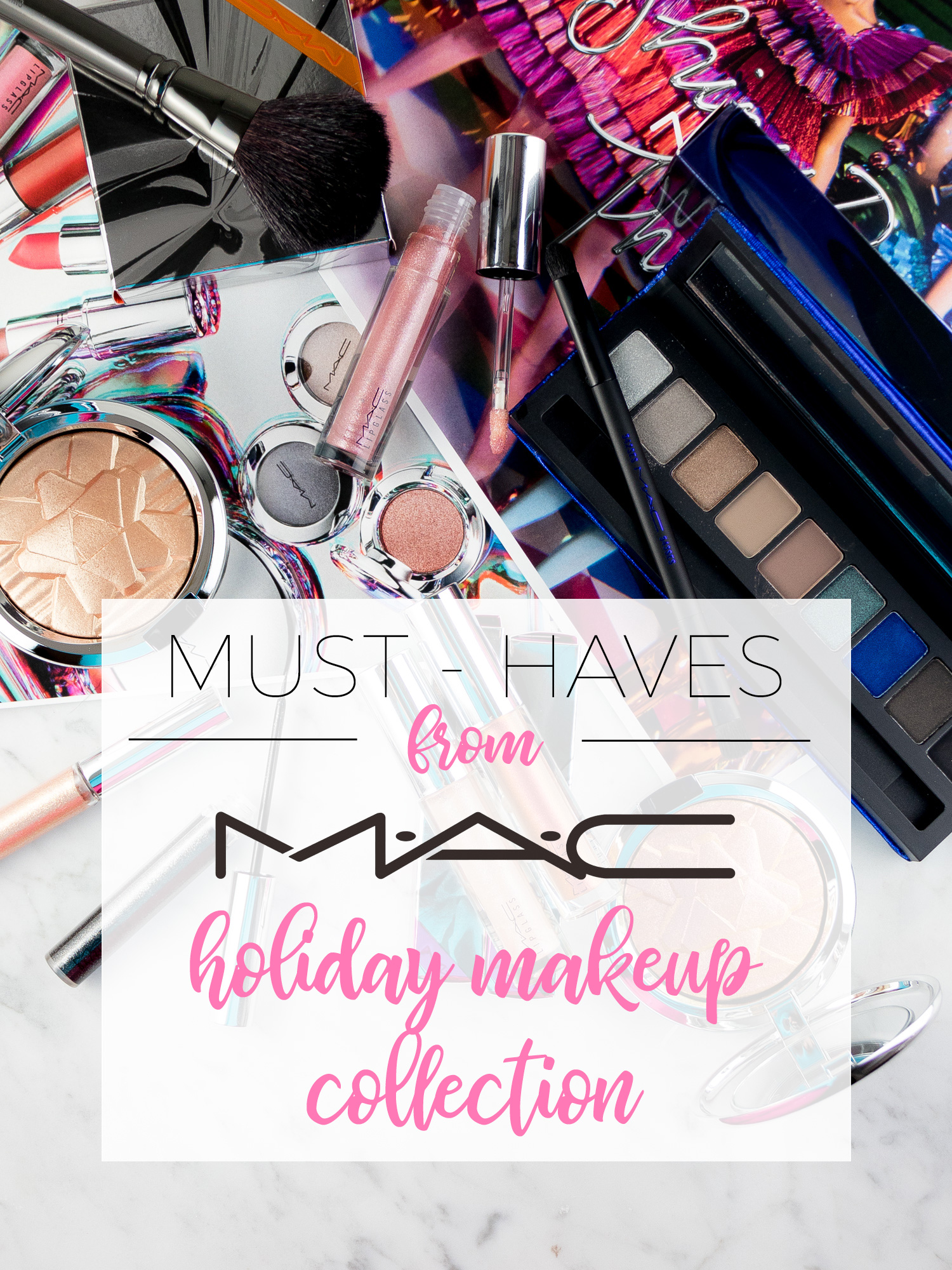 10 Must-Haves from the MAC Shiny Pretty Things Holiday Makeup Collection