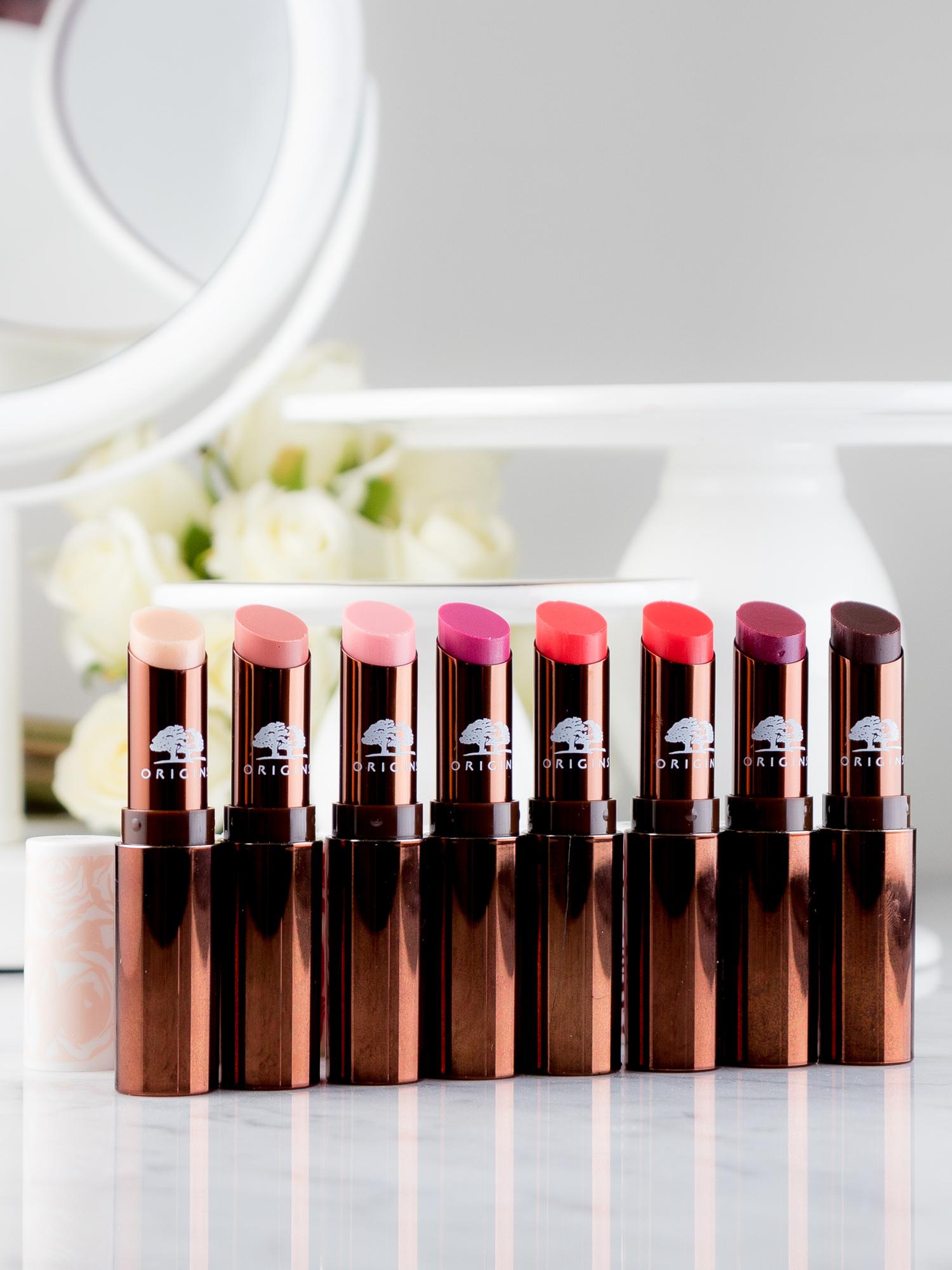 NEW: Origins Blooming Lips Lip Balm