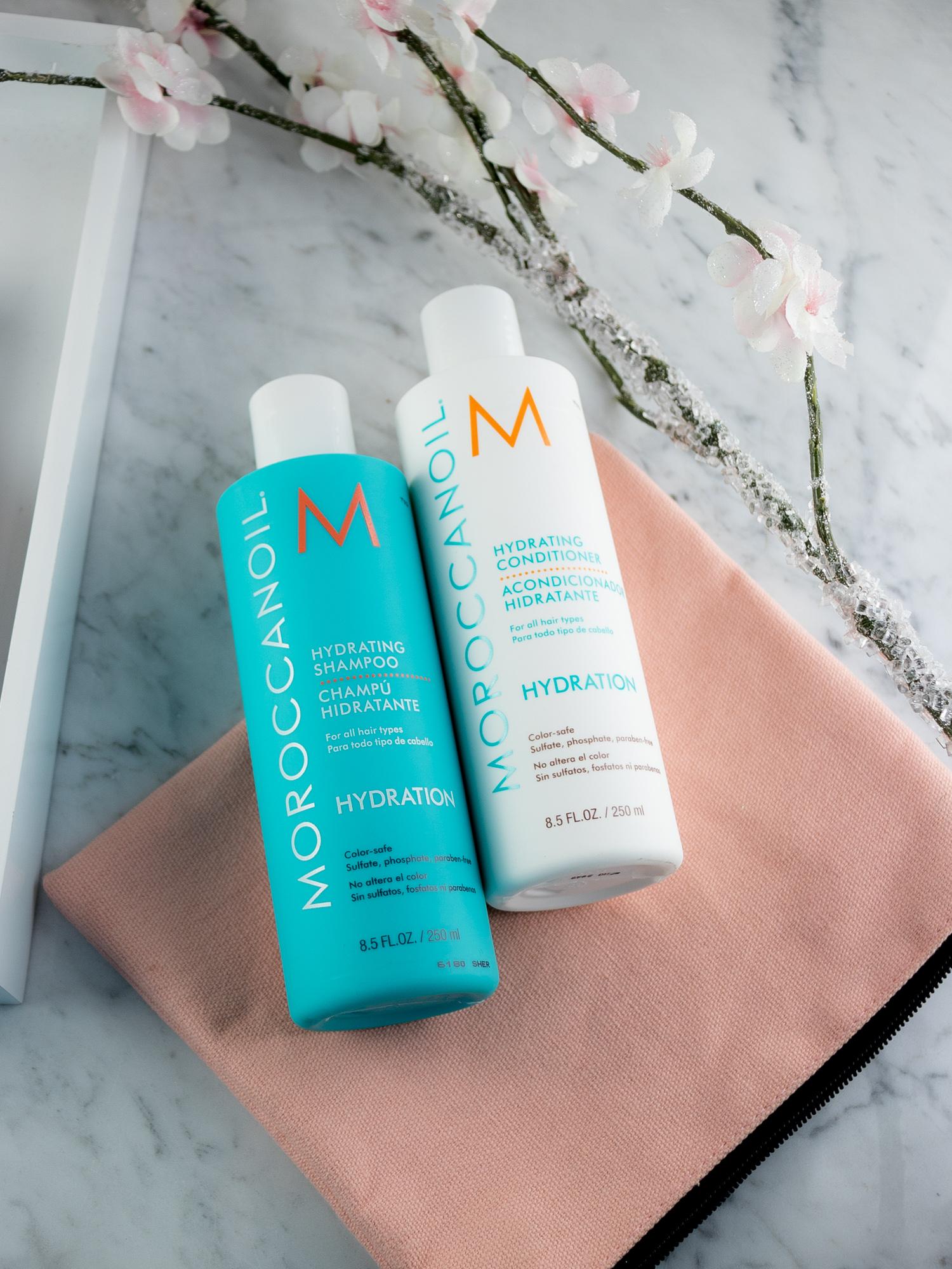 Moroccanoil Hydrating Shampoo & Conditioner