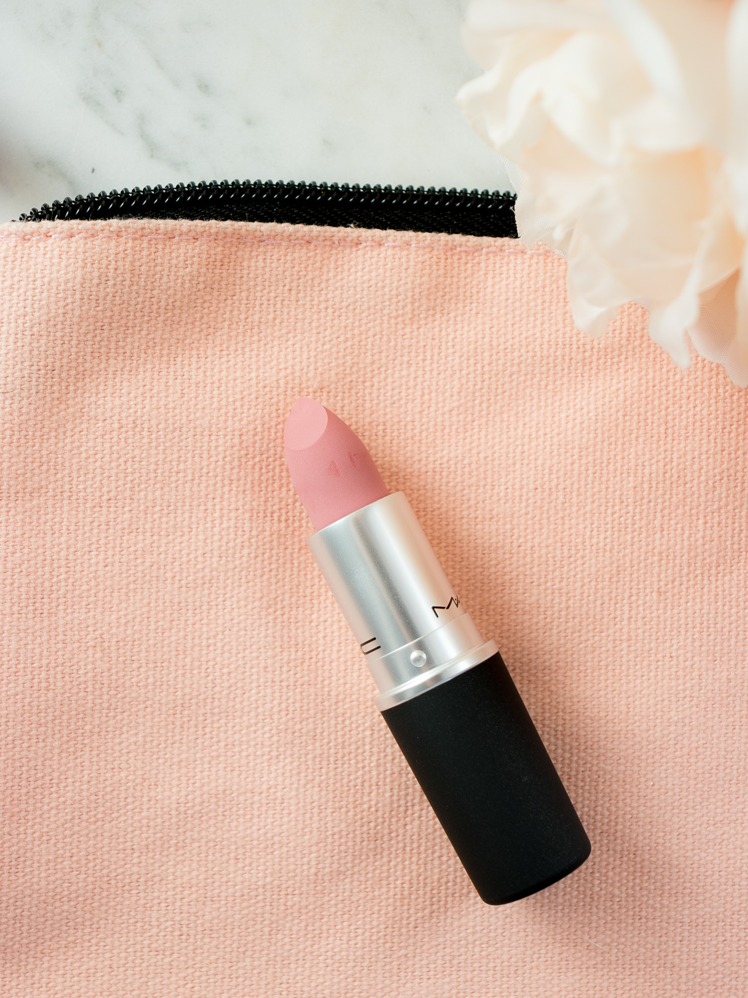 MAC Powder Kiss Moisture Matte Lipstick Reverence