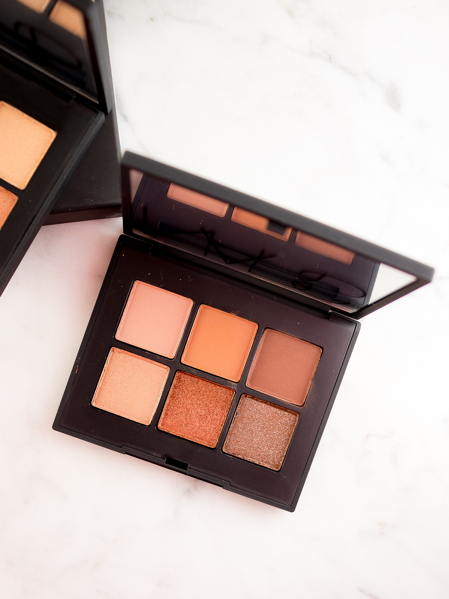 NARS Voyageur Eyeshadow Travel Palette Copper