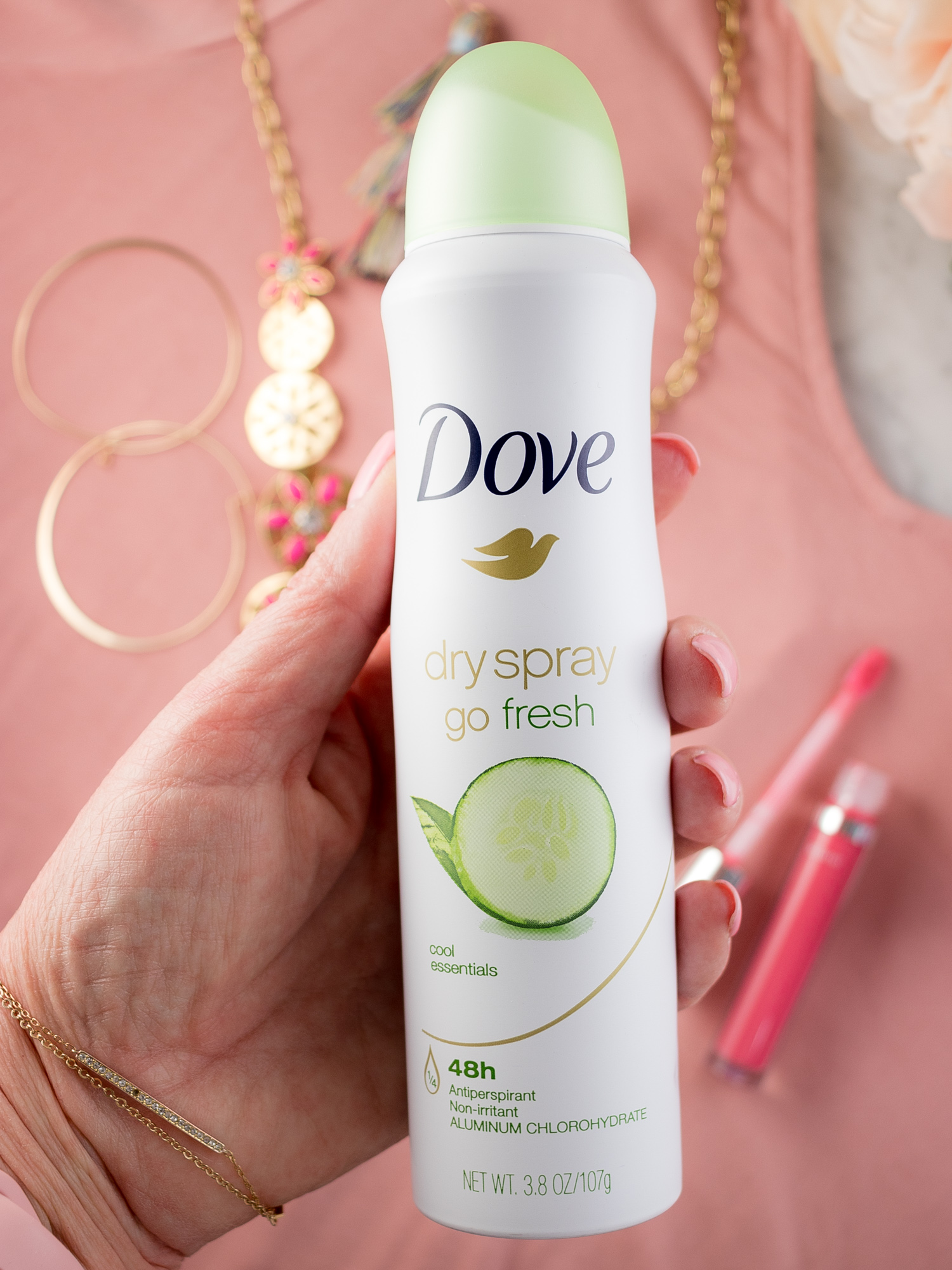 Dove Dry Spray Go Fresh