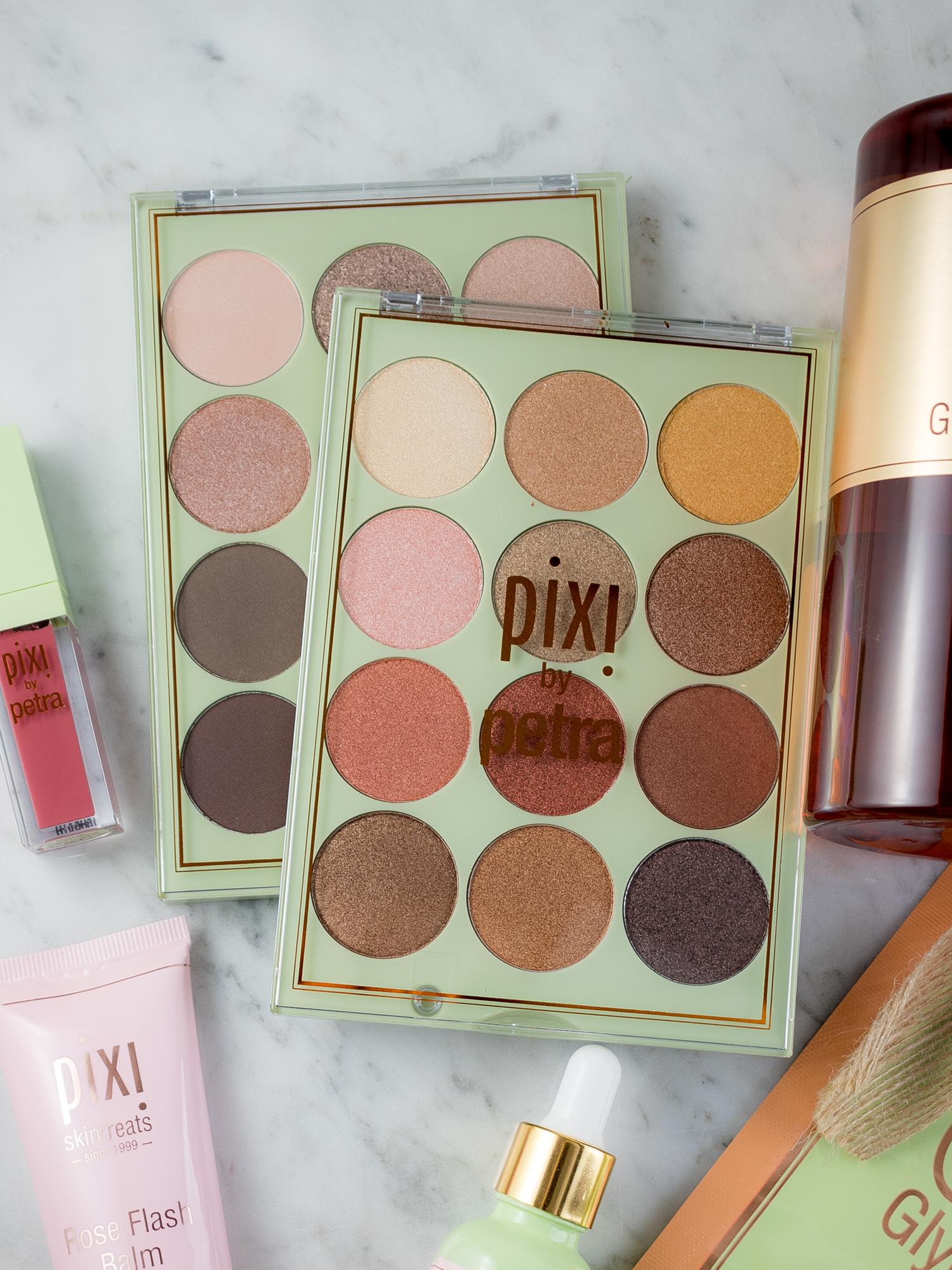 pixi Eye Reflection Shadow Palette