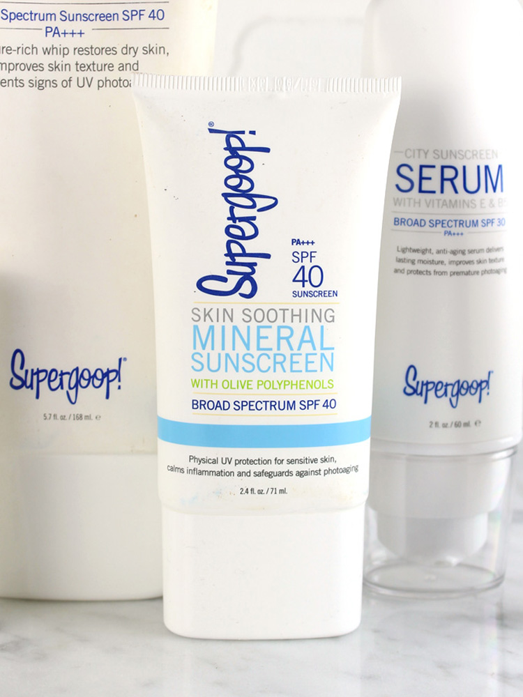 Supergoop! Mineral Sunscreen
