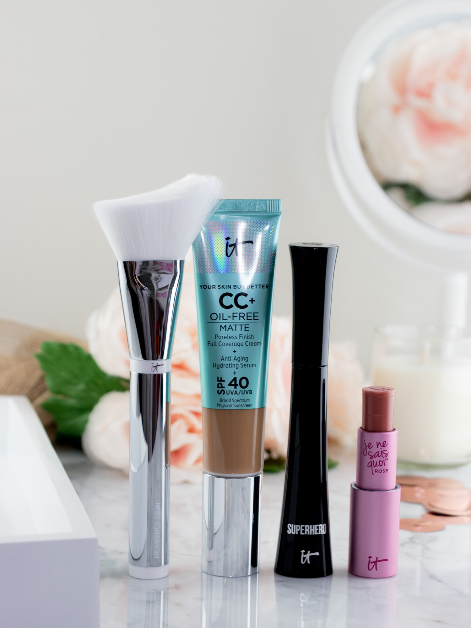 IT Cosmetics' IT's Your Summer Essentials! 4-Piece Collection