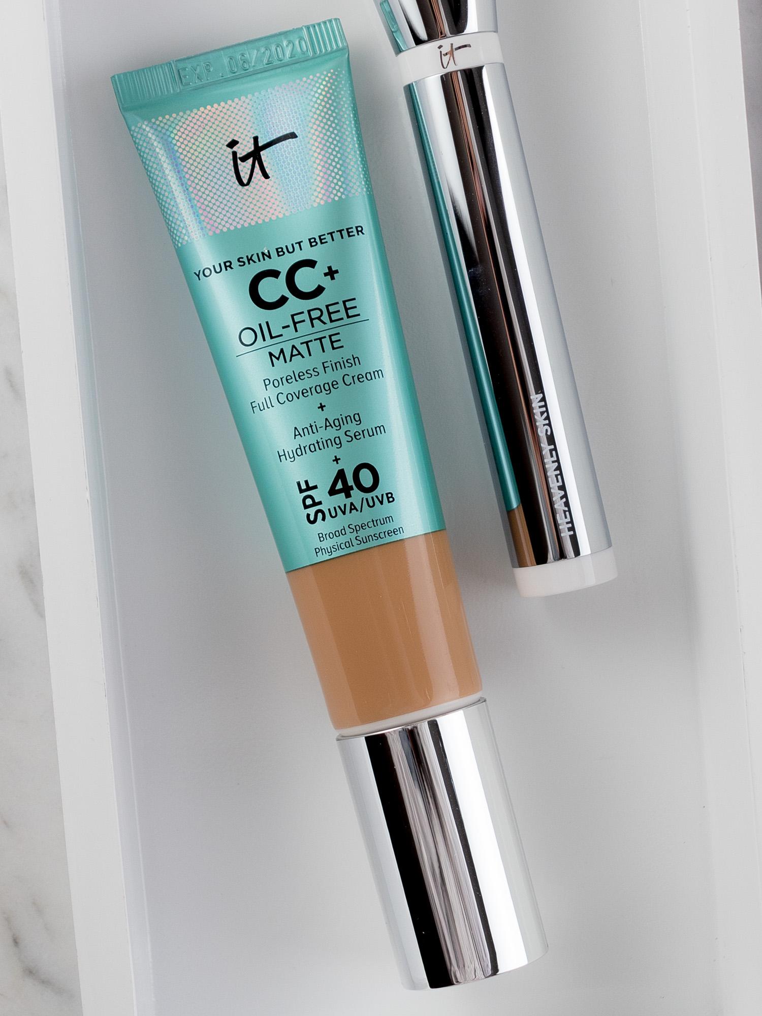 IT Cosmetics' IT's Your Summer Essentials! CC+ Cream Matte