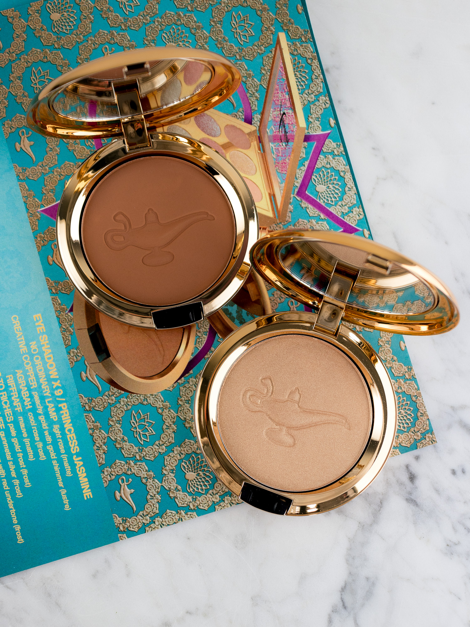 The Disney Aladdin Collection by MAC Cosmetics: Powder Blush