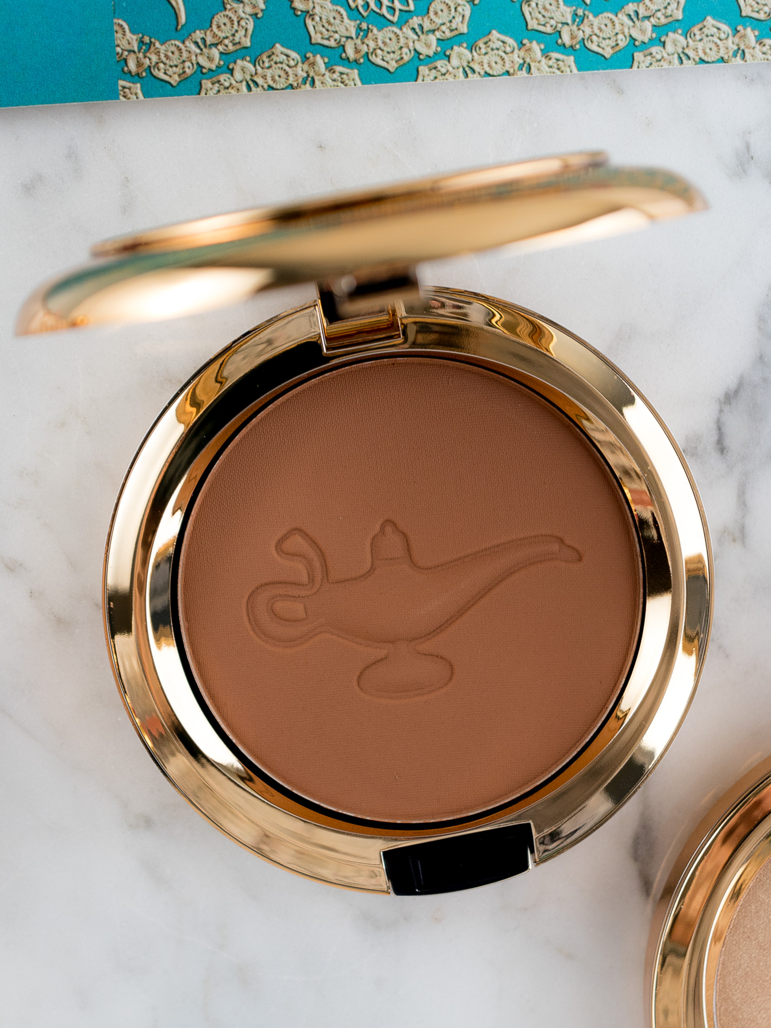 The Disney Aladdin Collection by MAC Cosmetics: Powder Blush - Your Wish is My Command