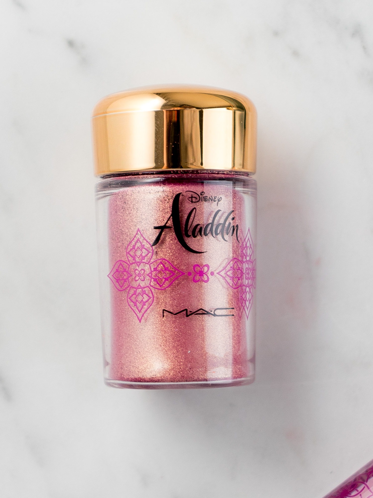 The Disney Aladdin Collection by MAC Cosmetics: Rose Pigment