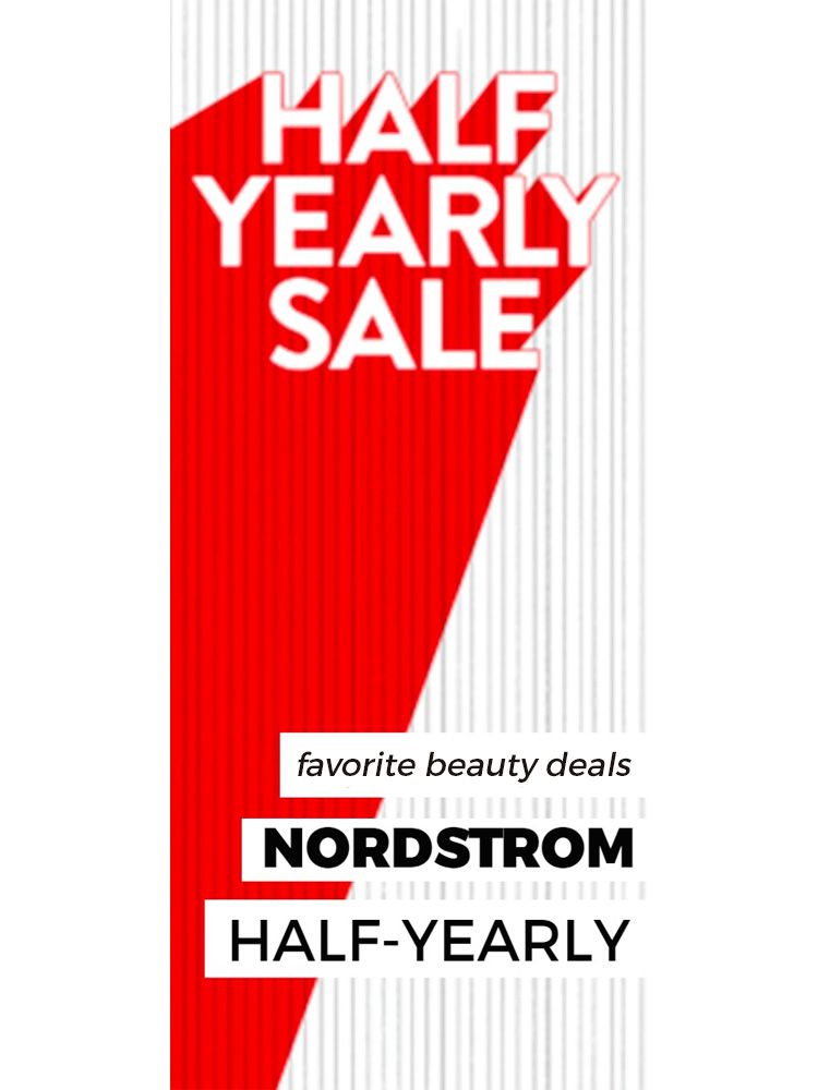 Beauty Must-Haves from the Nordstrom Half Yearly Sale