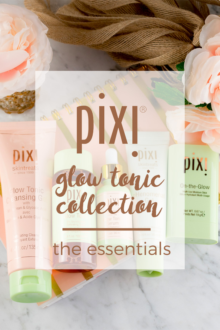 pixi Glow Collection — The Essentials