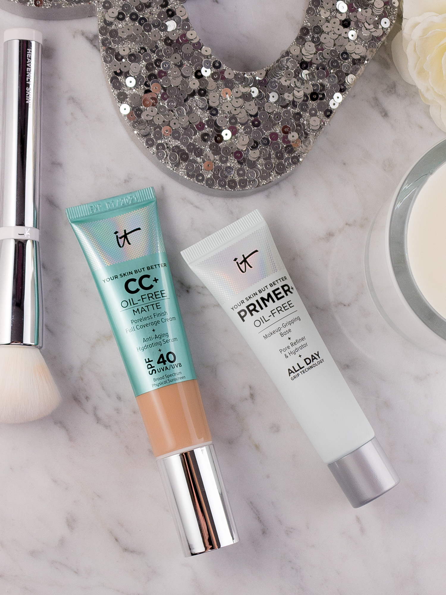 IT Cosmetics Your Skin But Better Primer+ Review