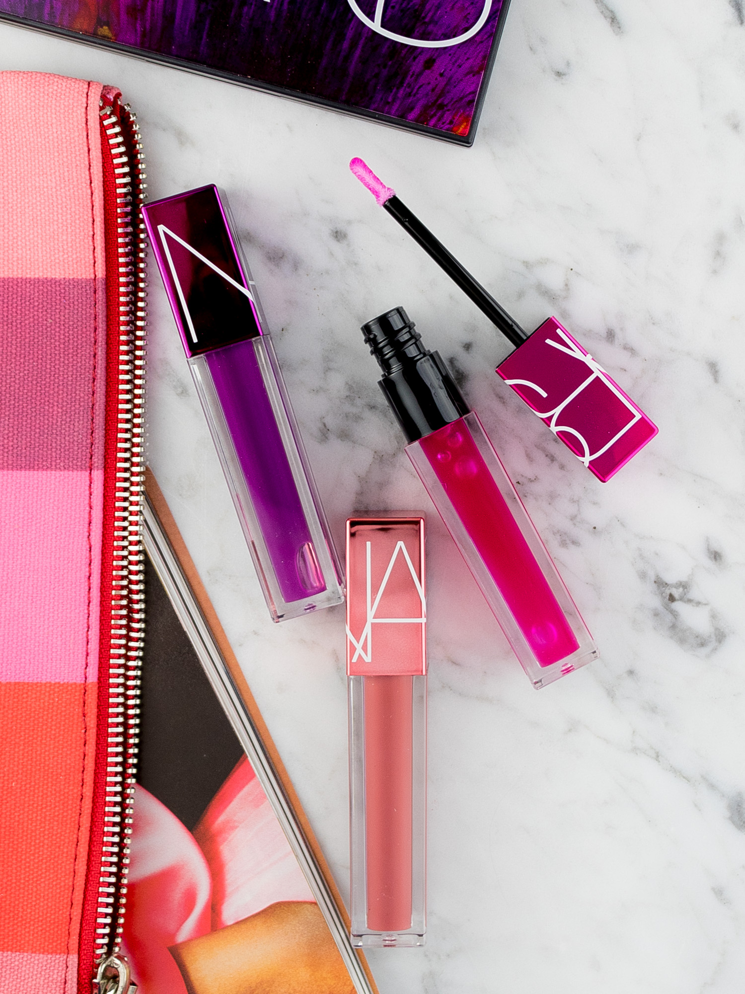 NARS Oil-Infused Lip Tints