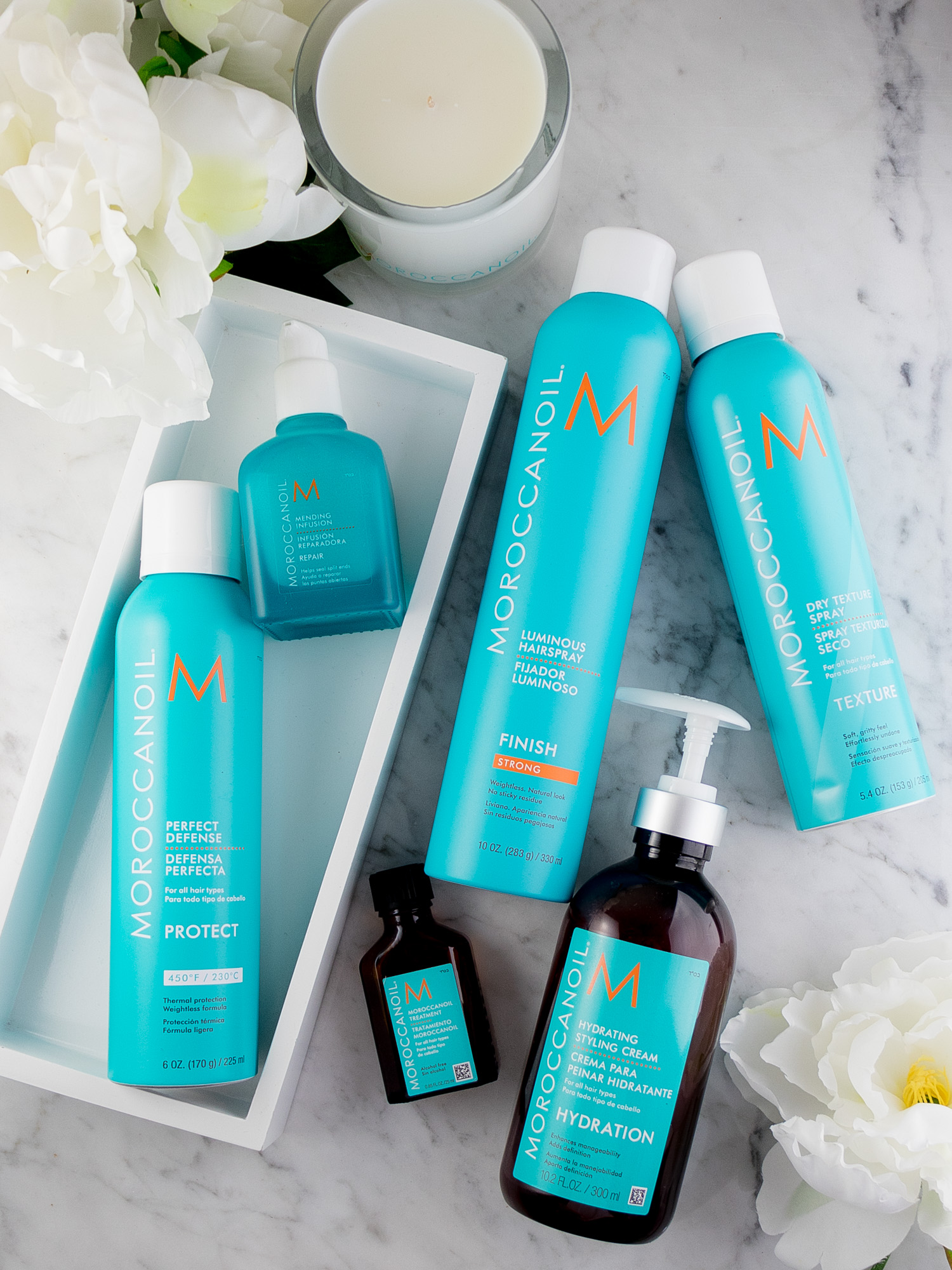 Moroccanoil Must-Haves