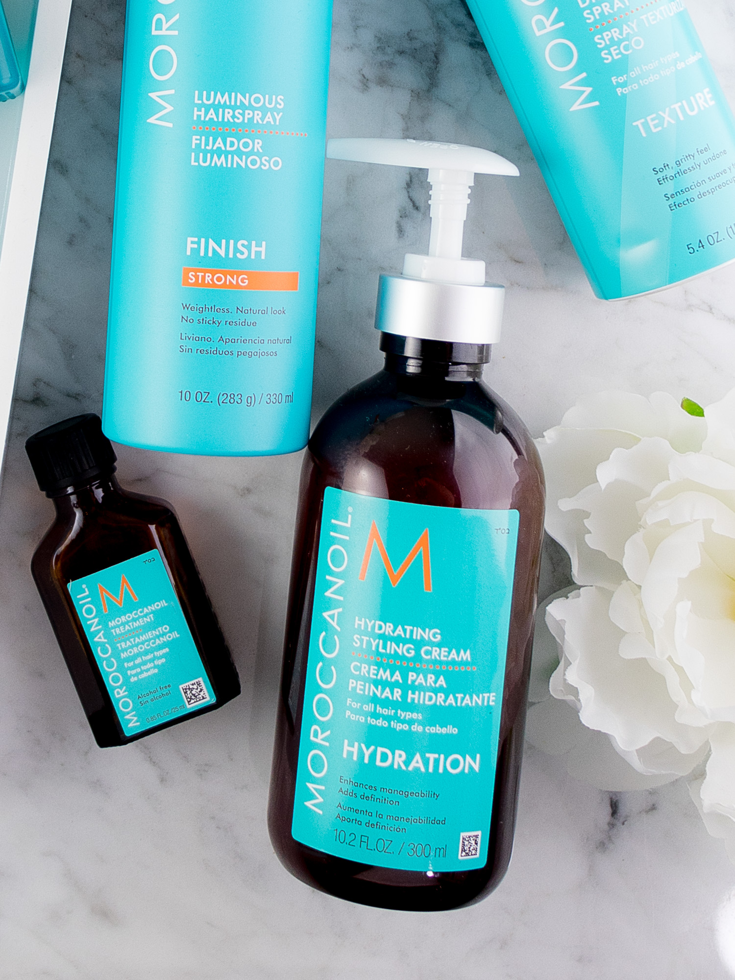 Moroccanoil Must-Haves: Hydrating Styling Cream