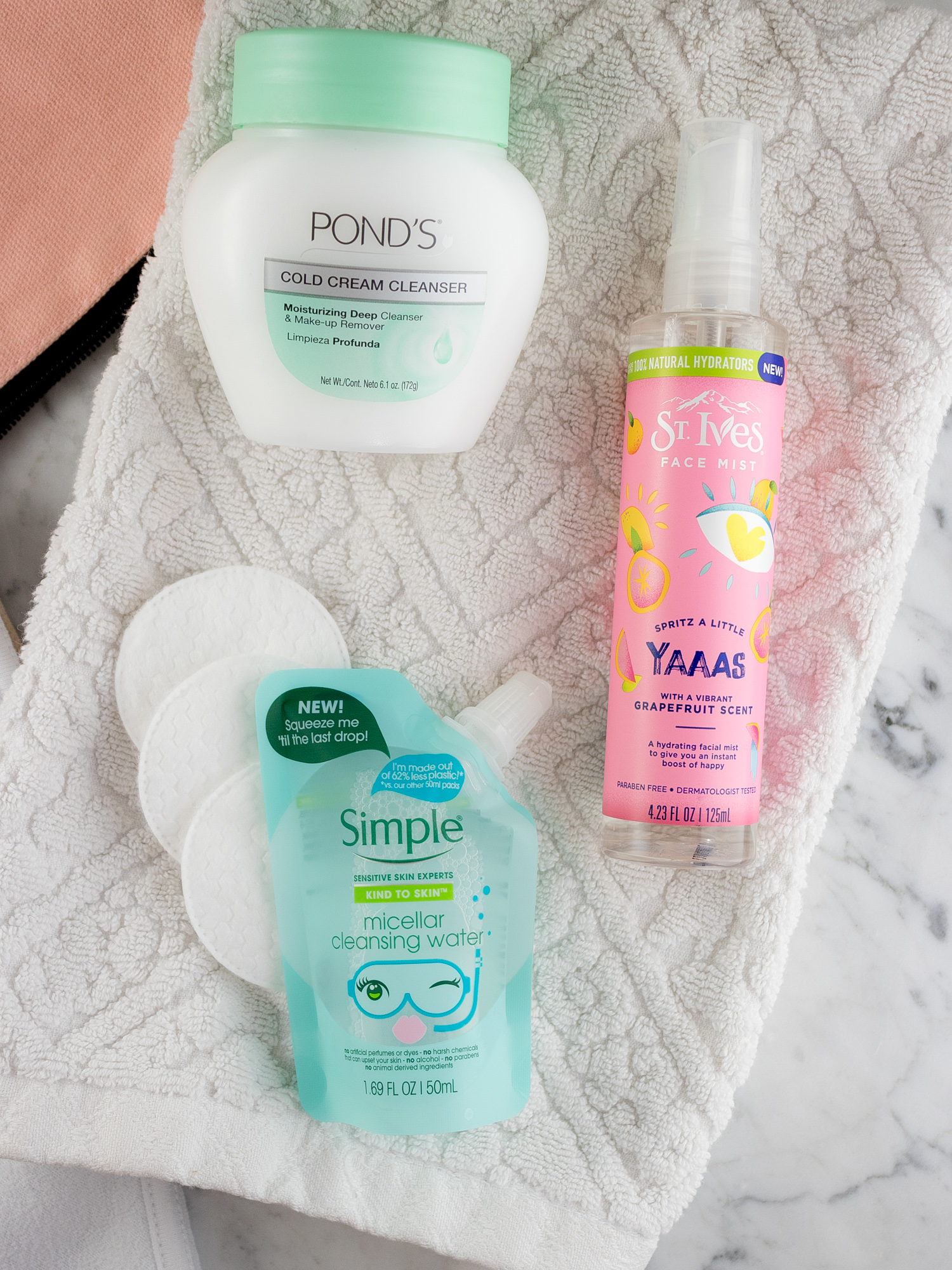 Facing the Summer with Skincare from CVS