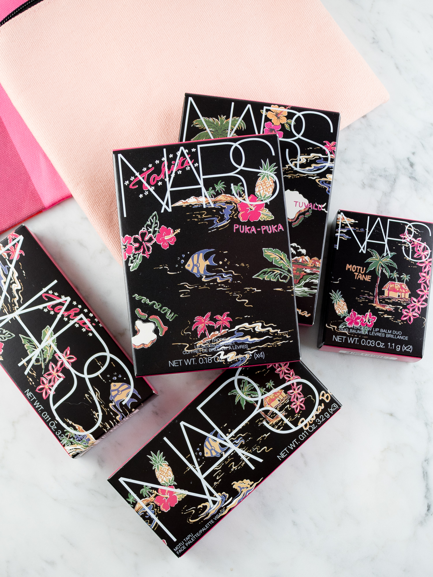 NARS Private Paradise Collection