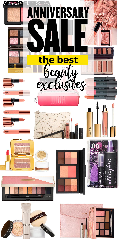 Nordstrom Anniversary Sale 2019: Top 19 Makeup Exclusives