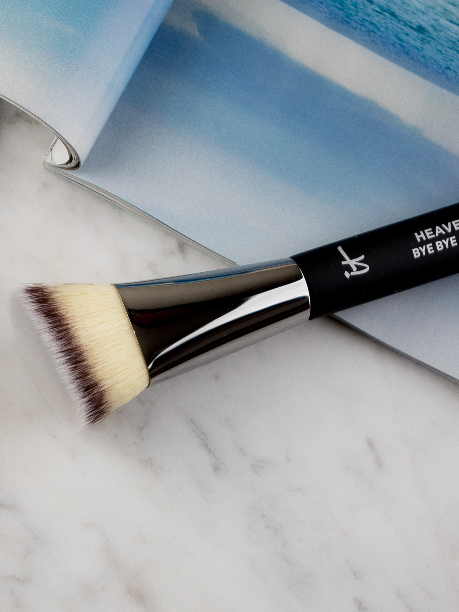 IT's Your Skin But Better! Today's Special Value Heavenly Luxe Foundation Brush