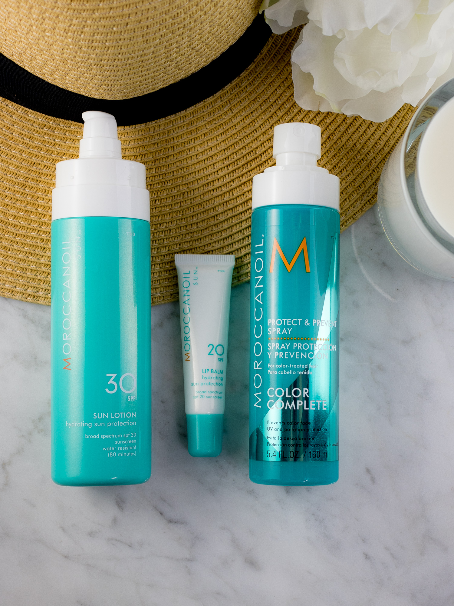Moroccanoil Sun Protection Favorites