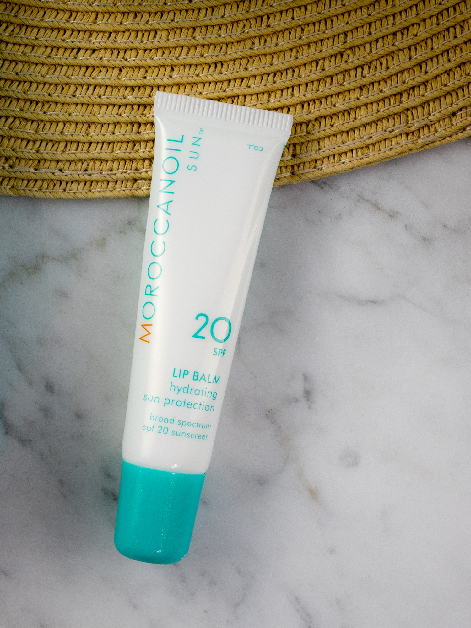 Moroccanoil Sun Protection Favorites: Lip Balm SPF20