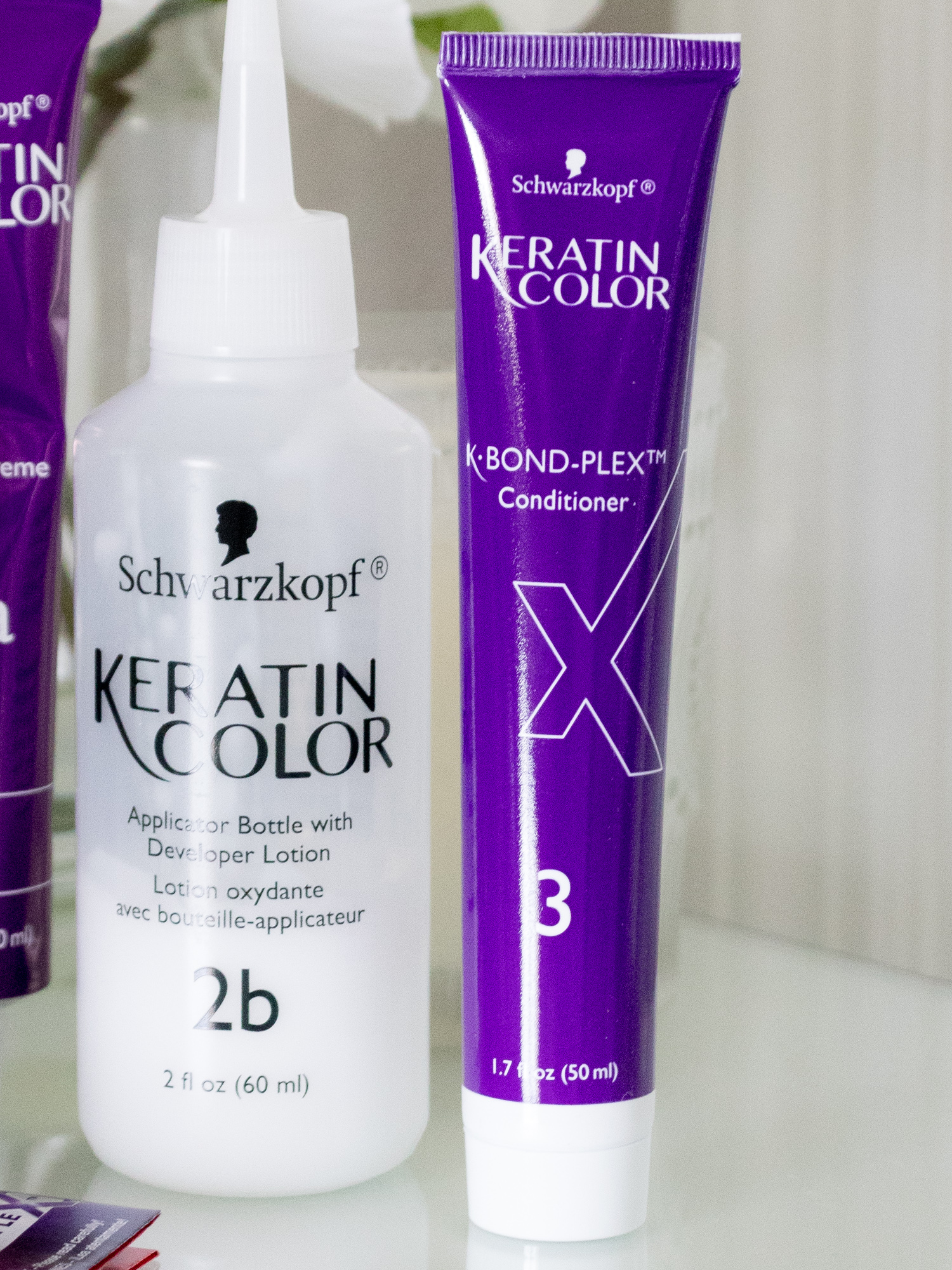 Keratin Color Conditioner