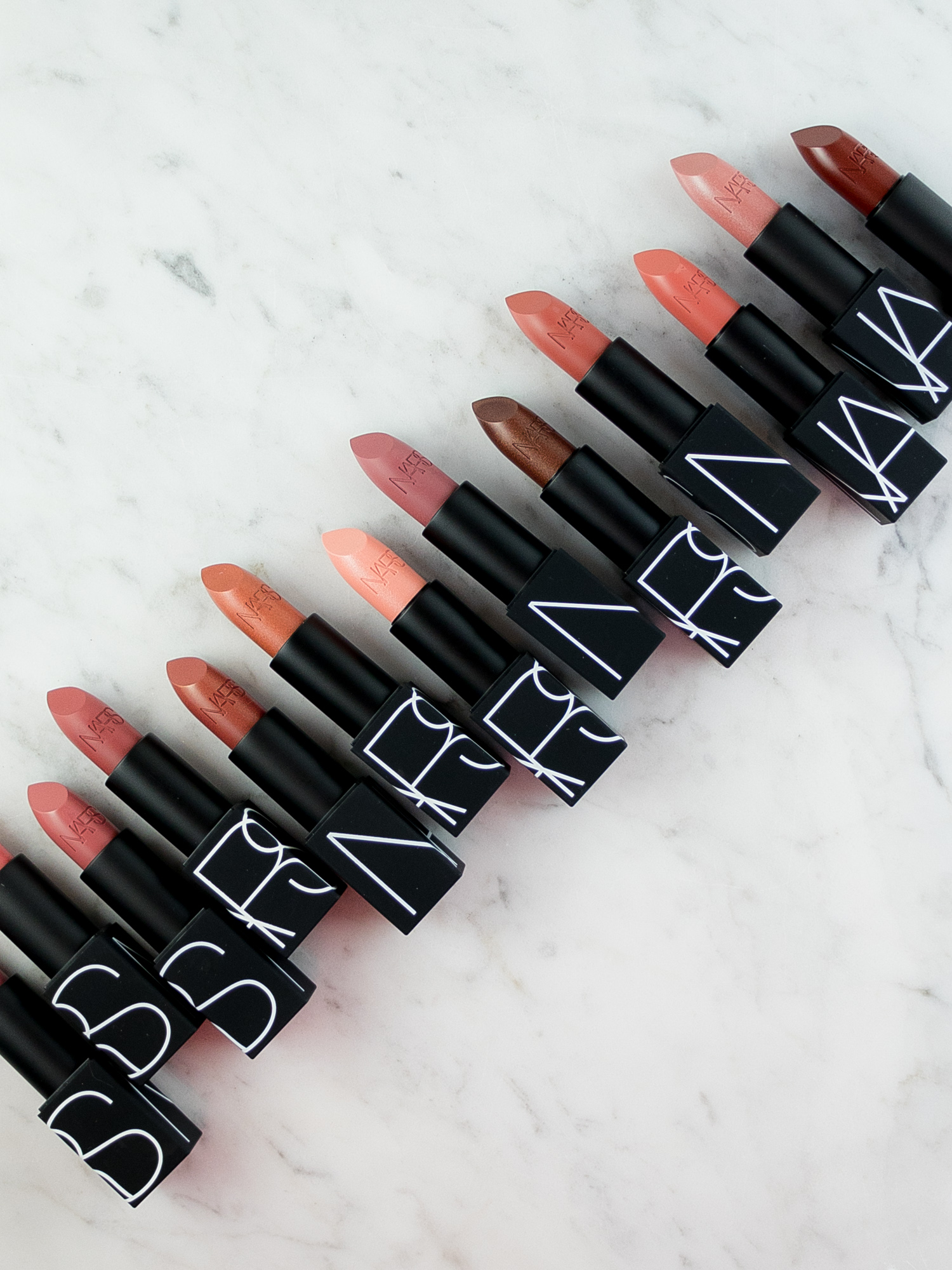 The Best Nude Lipsticks from NARS