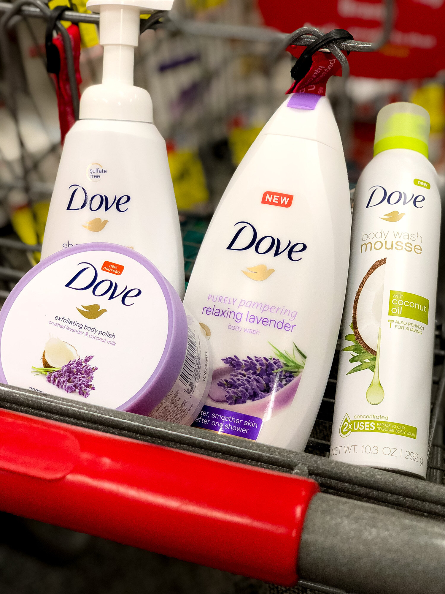 CVS BOGO 50% OFF on Dove Personal Care Products