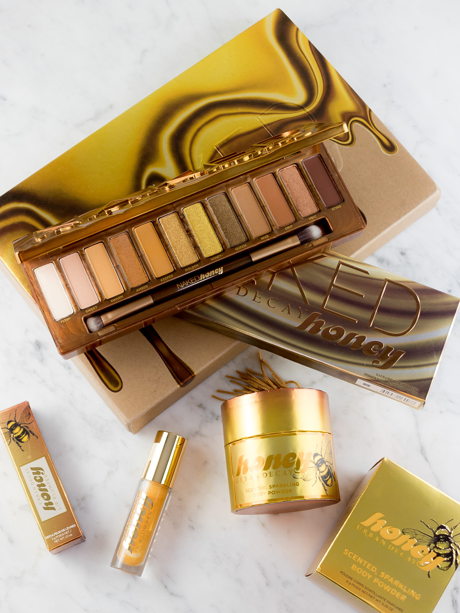 Urban Decay Sticky Sweet launches for Fall 2019