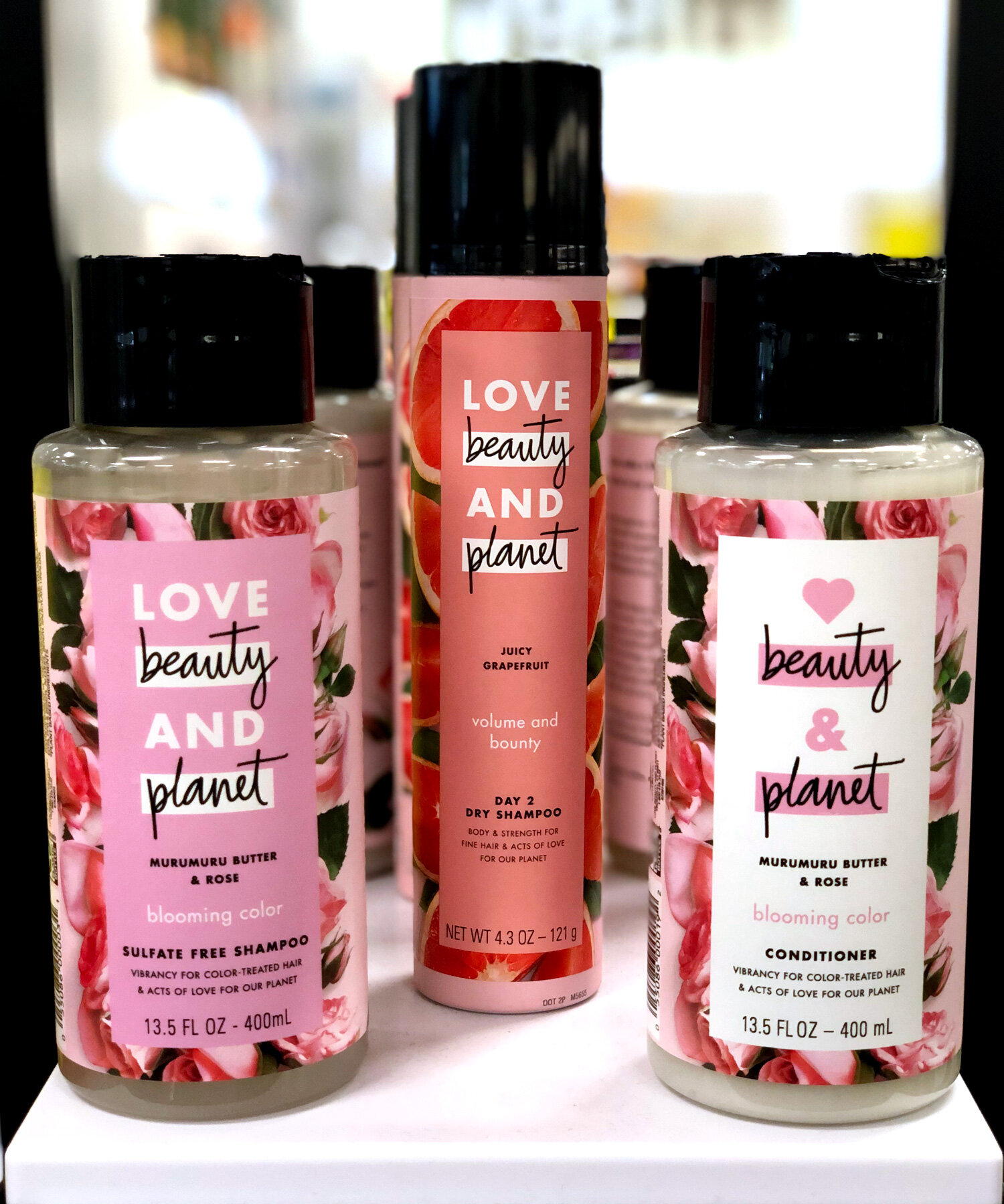 SAVE on Love, Beauty and Planet at CVS