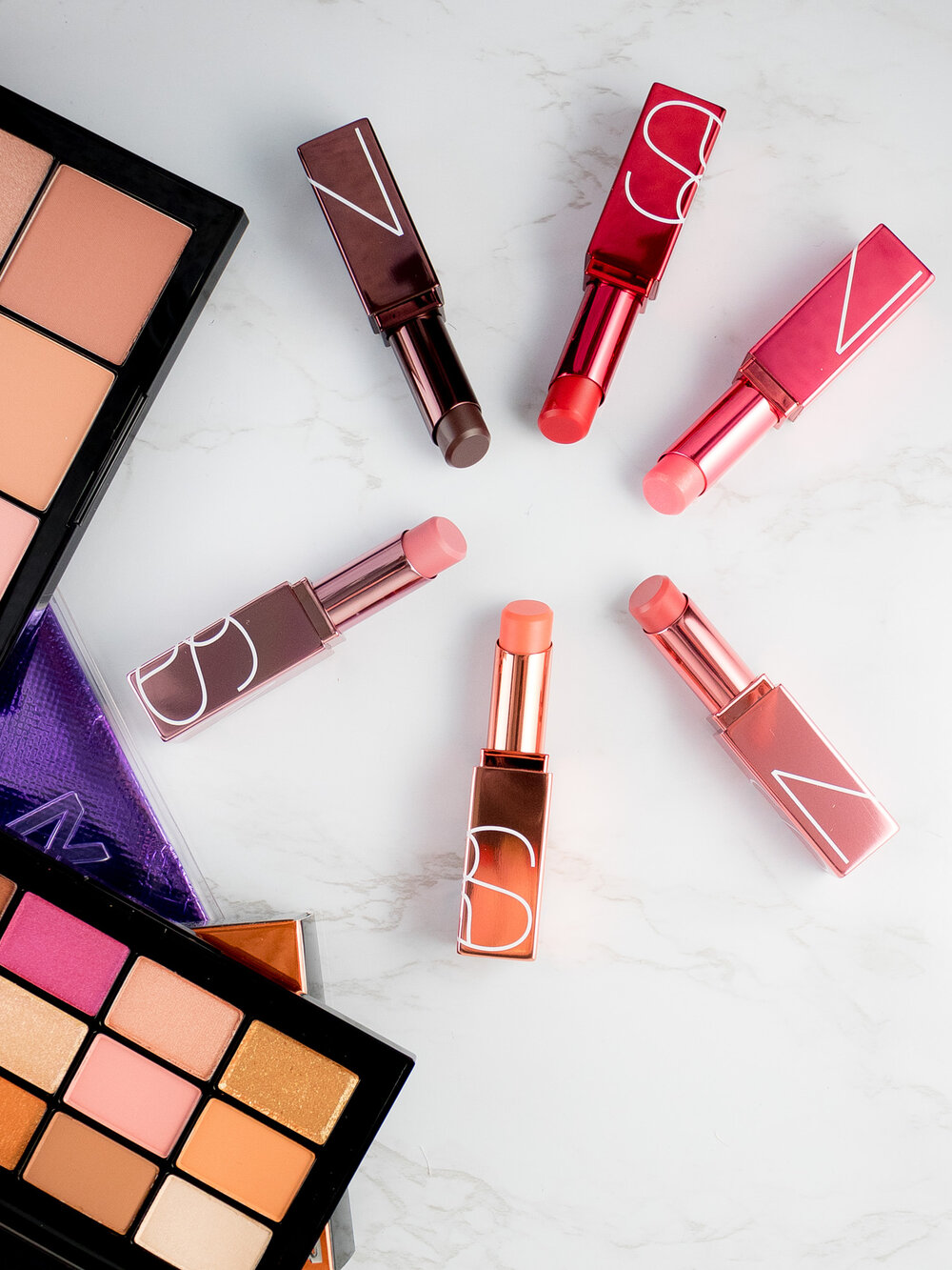 NARS Afterglow Lip Balm Collection