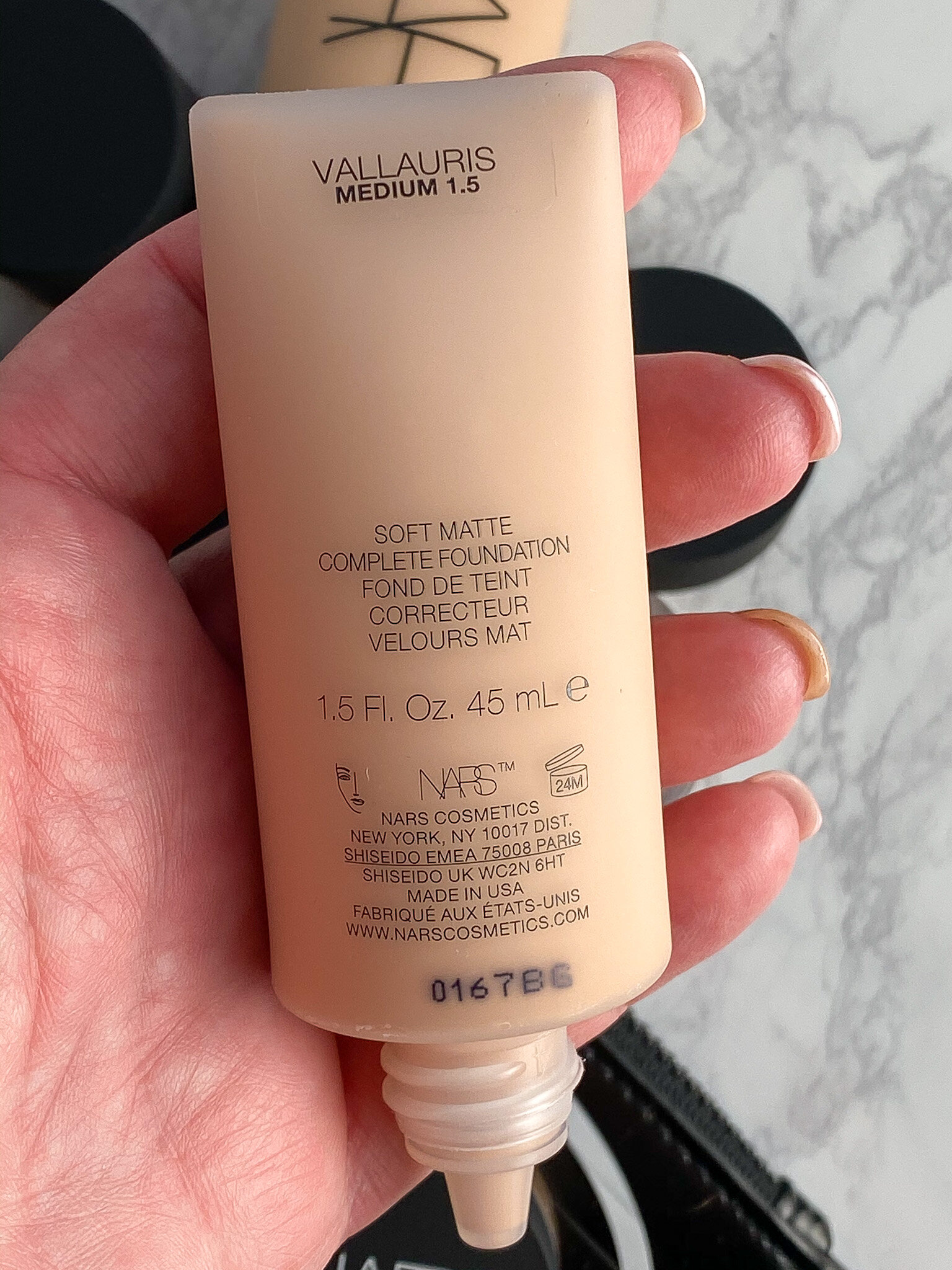 Newness From Nars Soft Matte Complete Foundation Beautiful Makeup Search