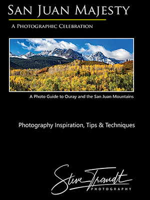 Steve's New Ouray Photo Guide Book