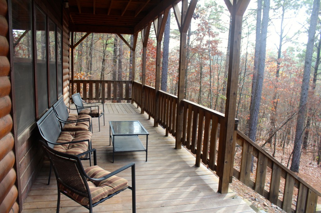 Deck on all levels with exterior access