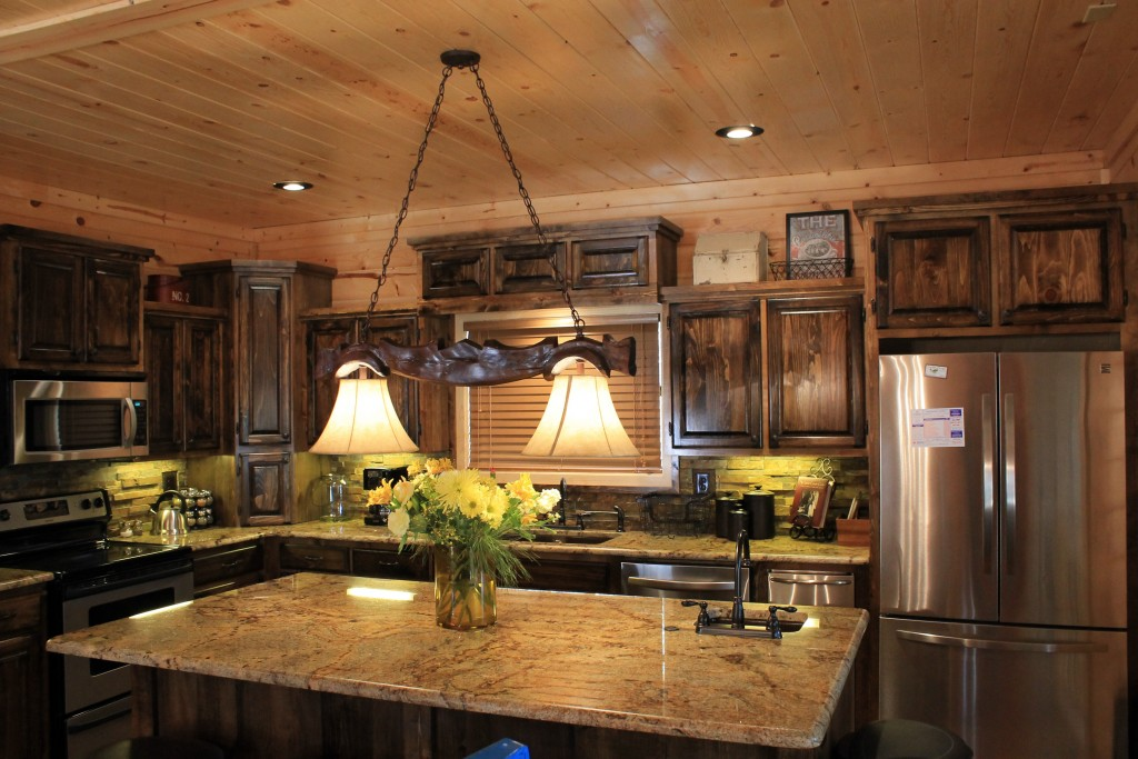 Gorgeous fully-equipped kitchen