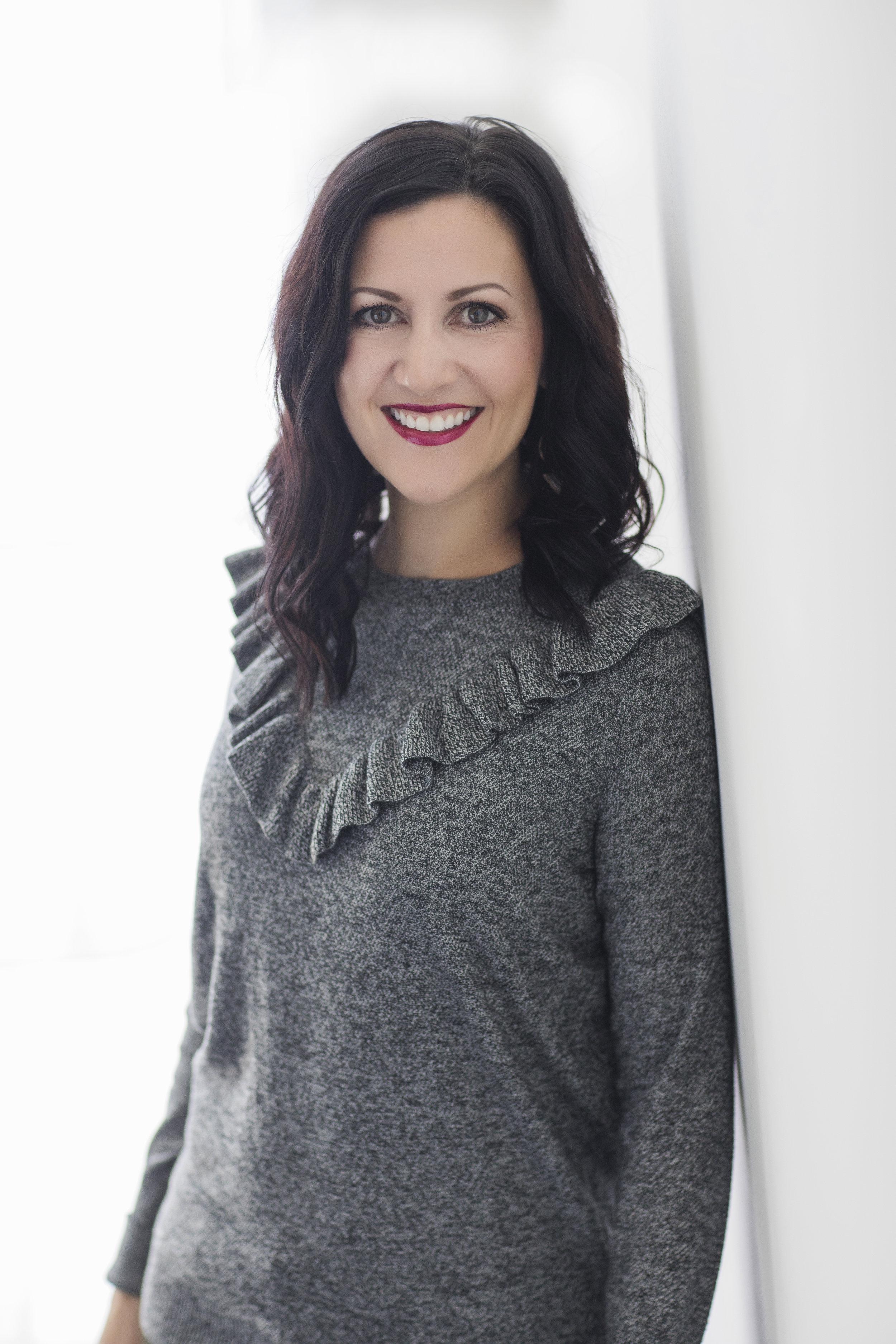Lauren Bourne - Founder & President of I Am Fruitful