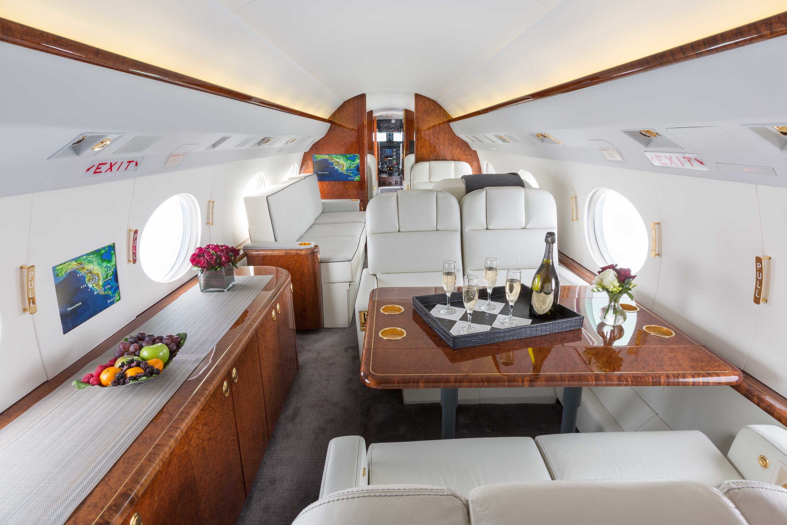 Gulfstream IVSP, SN 1208 For Sale