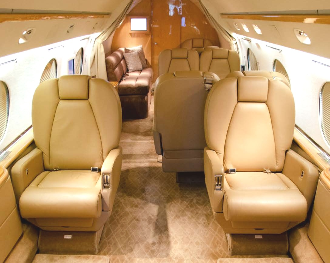 Gulfstream V, SN 518 For Sale or Lease
