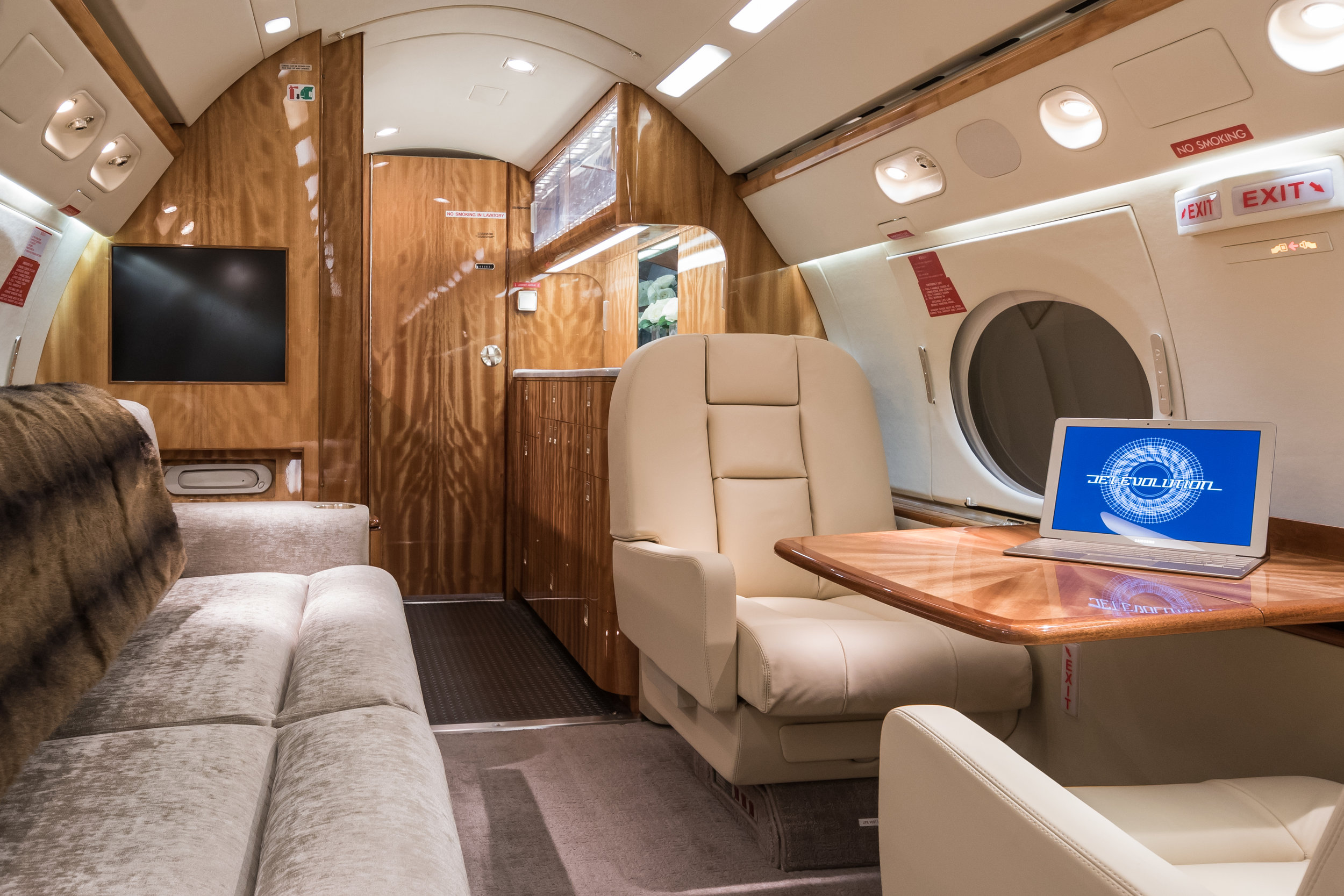Gulfstream V, SN 552 For Sale or Lease