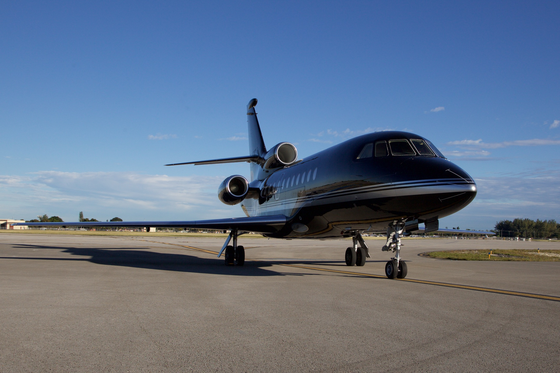 Falcon 900B, SN 1 For Sale
