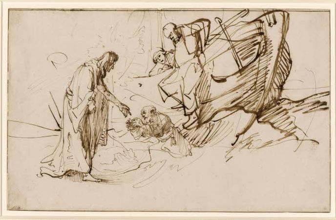 Rembrandt, c. 1638