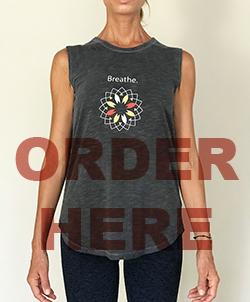 Order Wendy Campbell Yoga logo t-shirt