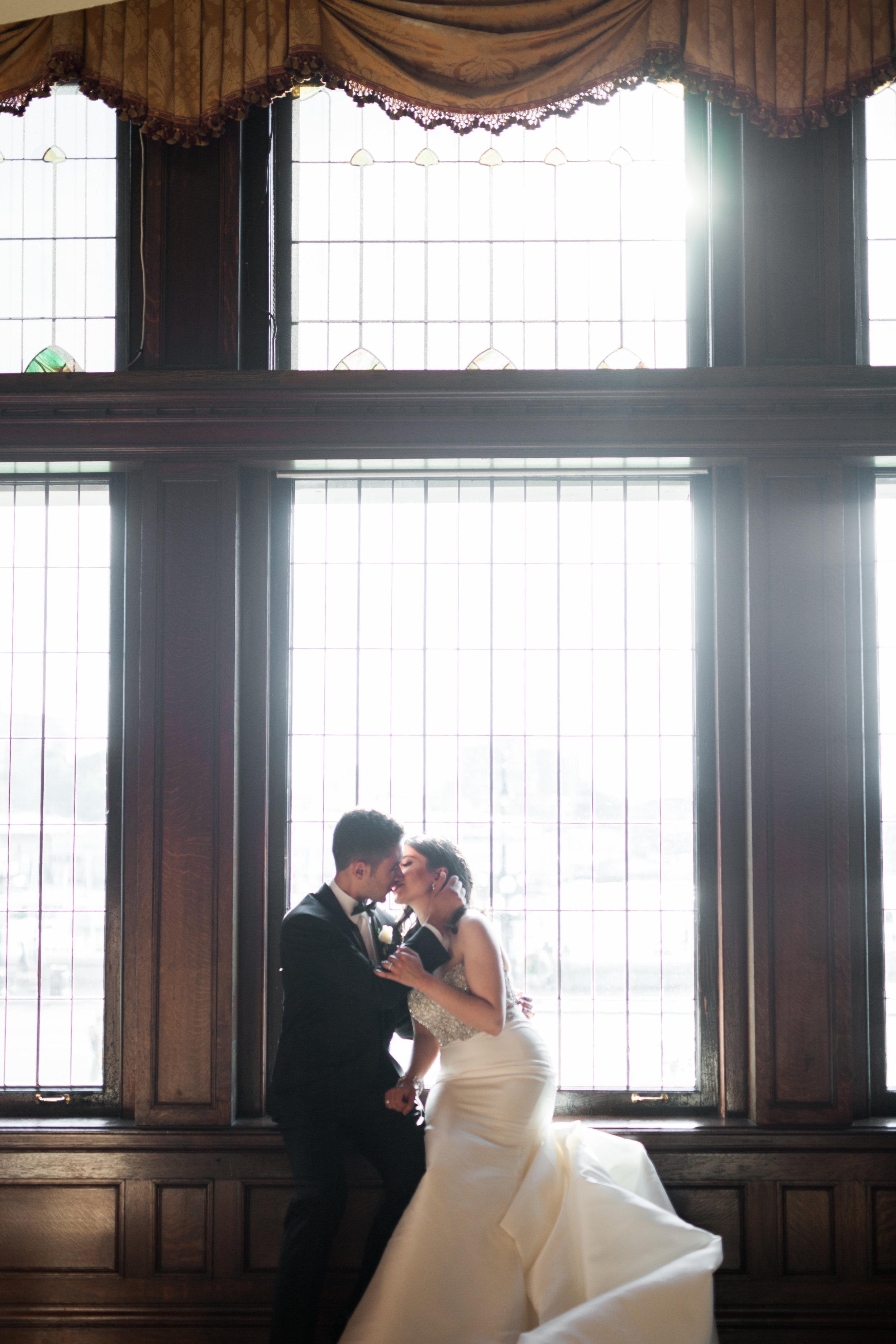 A & V | EMPRESS WEDDING |